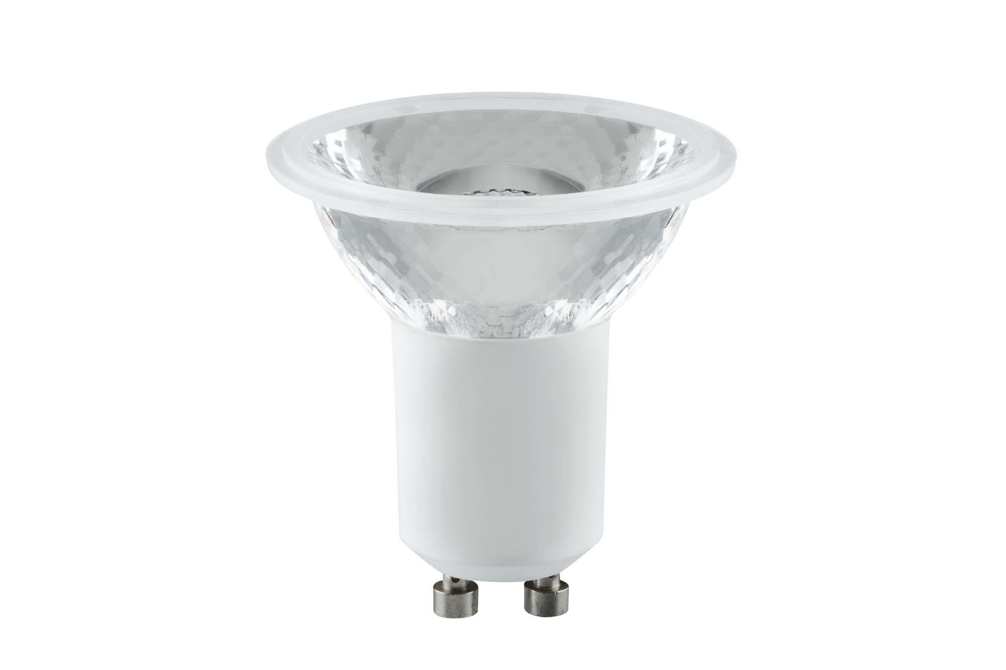 Paulmann. 28285 Лампа LED Diamond 3W GU10 Kristall 2700K