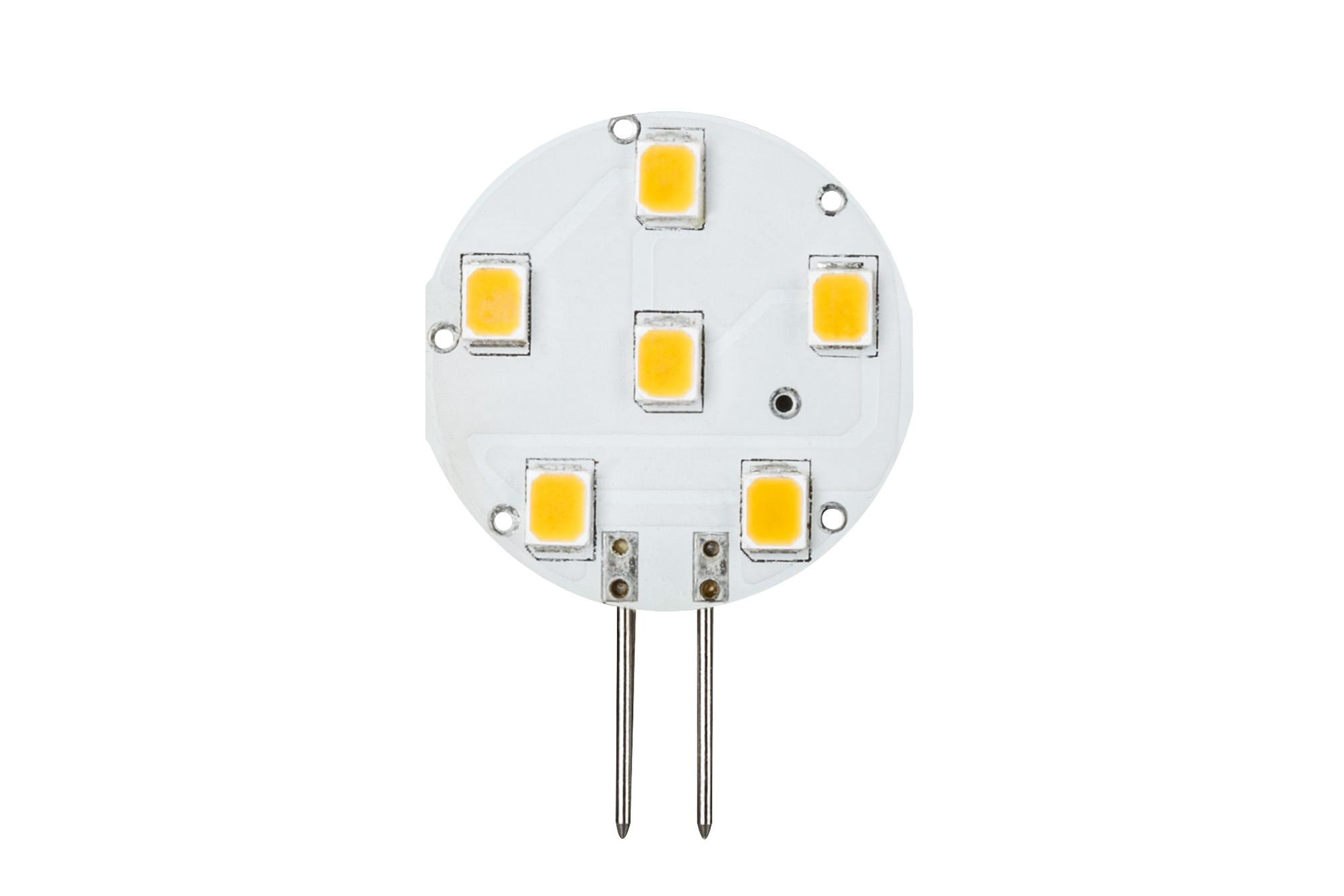 Paulmann. 28287 Лампа LED NV-STS downlight 1,3W G4 , теплая