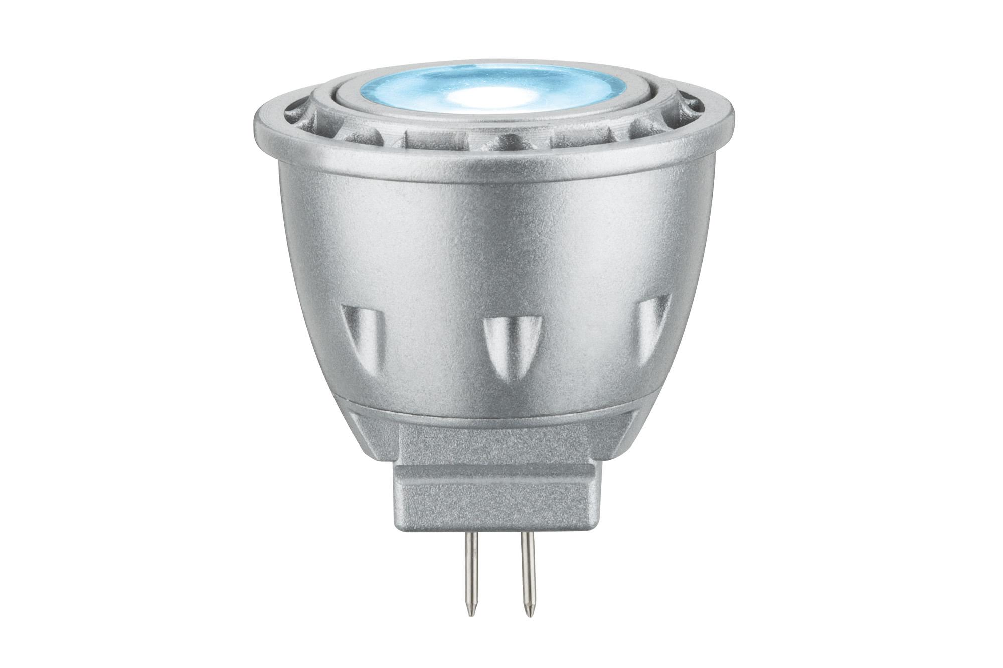 Paulmann. 28288 LED Reflektor 4W GU4 12V Iceblue 35mm
