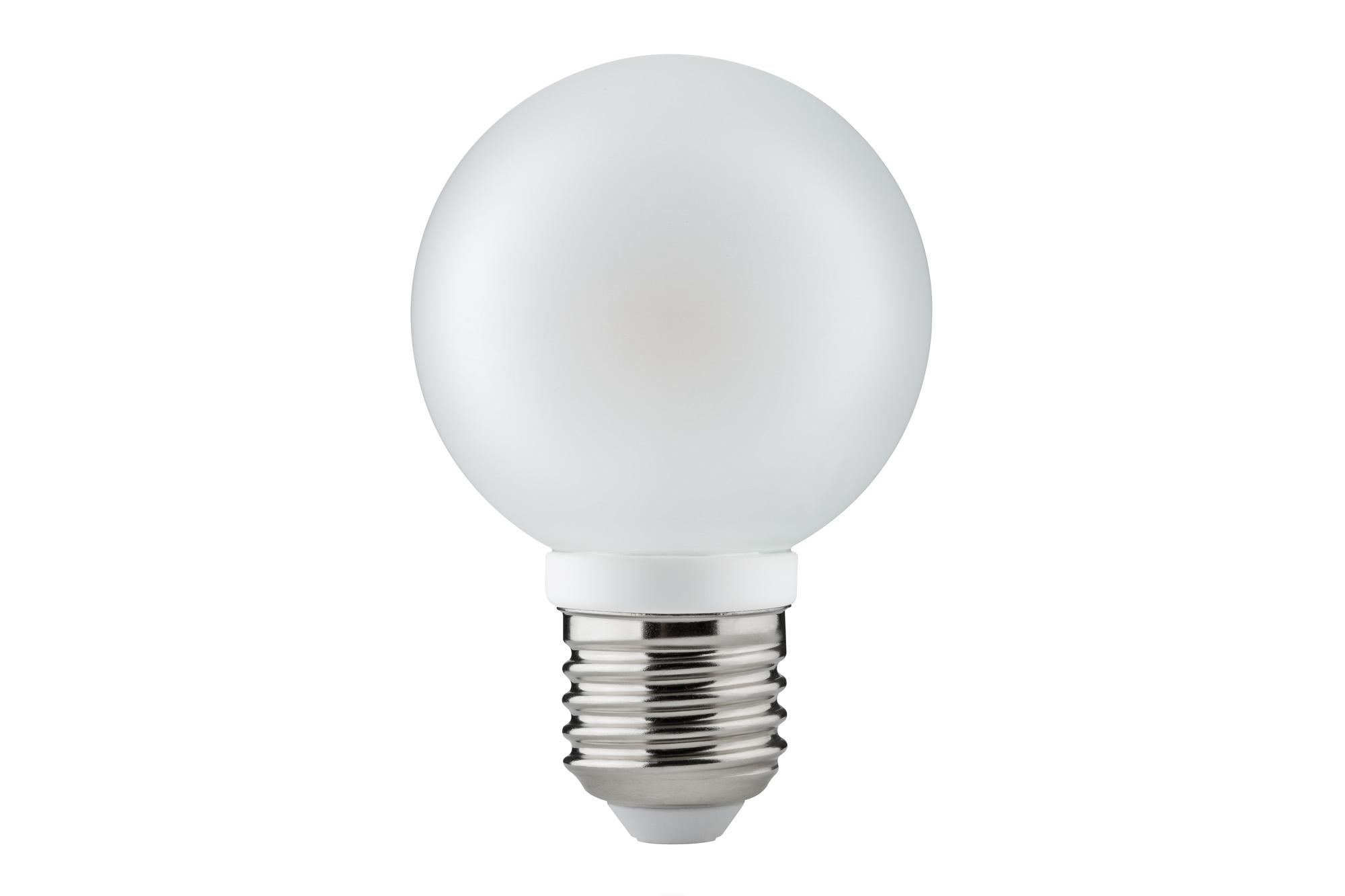 Paulmann. 28323 LED Globe 60 4W E27 Sat 2700K