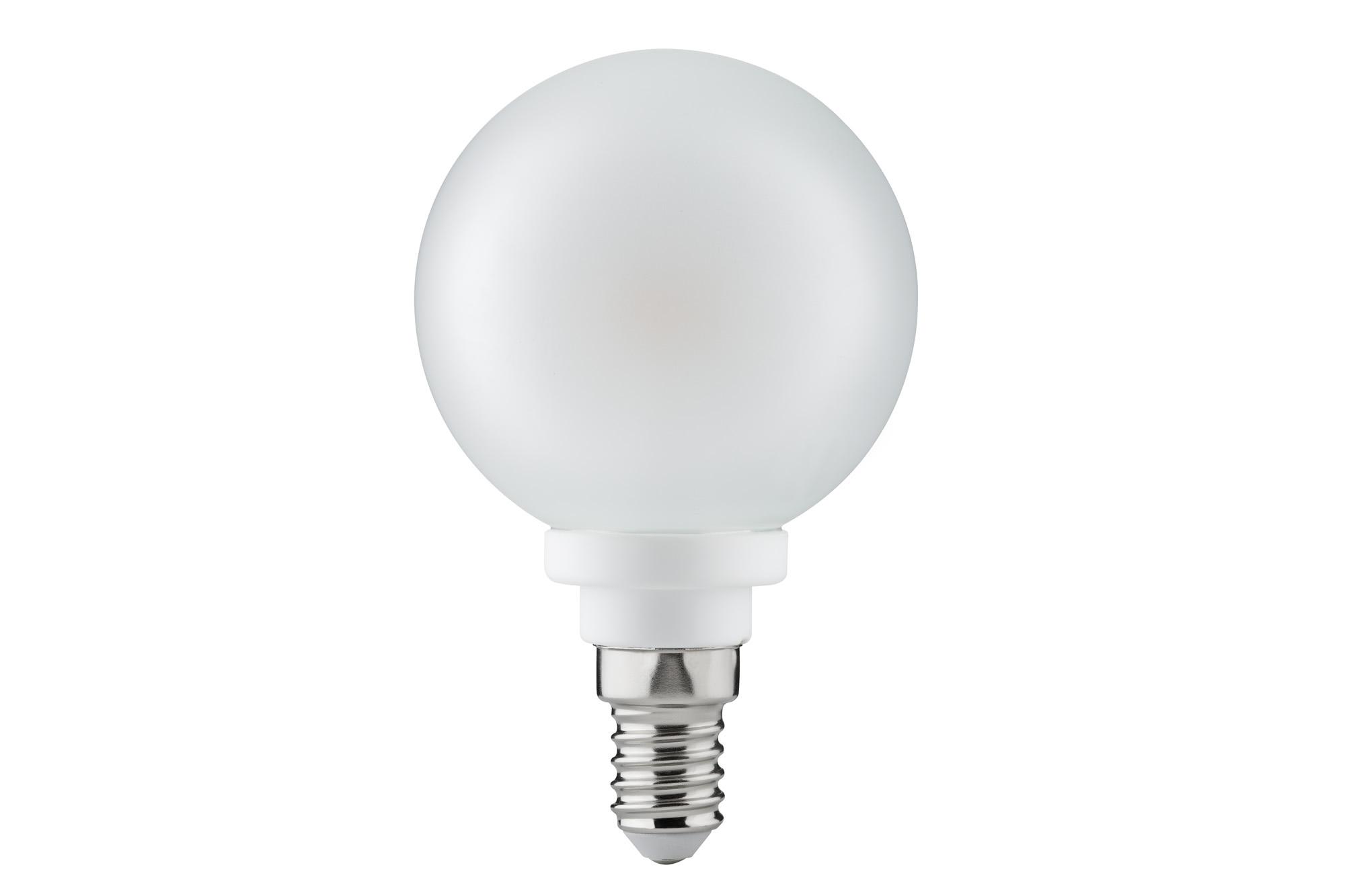 Paulmann. 28324 LED Globe 60 4W E14 Sat 2700K
