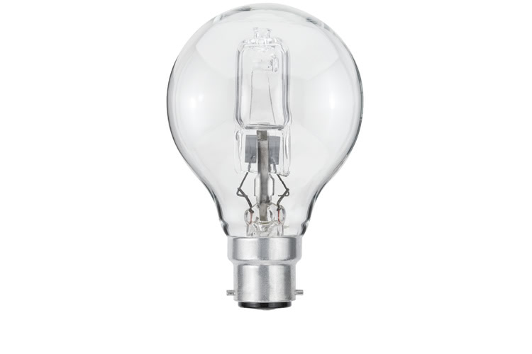 Paulmann. 31468 Лампа Tropfen Halogen 28W B22d Klar