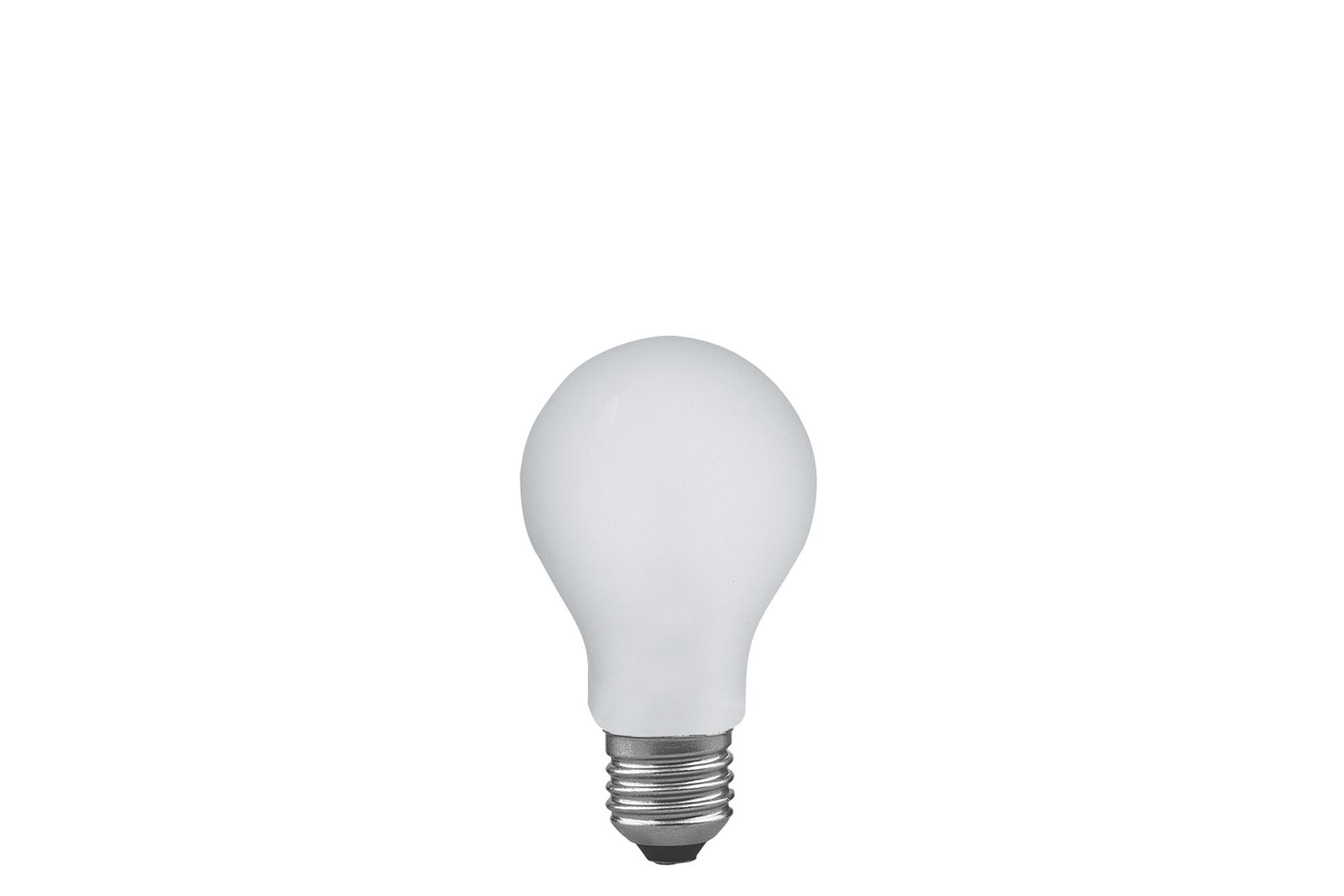 Paulmann. 40019 Лампа AGL Sto?fest 60W E27 230V, матовая