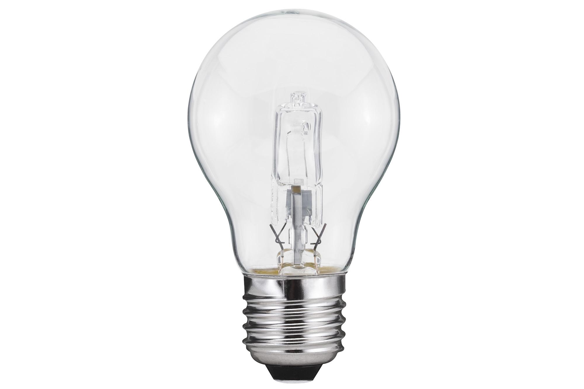 Paulmann. 40027 Лампа AGL Halogen 42W E27, прозрачная