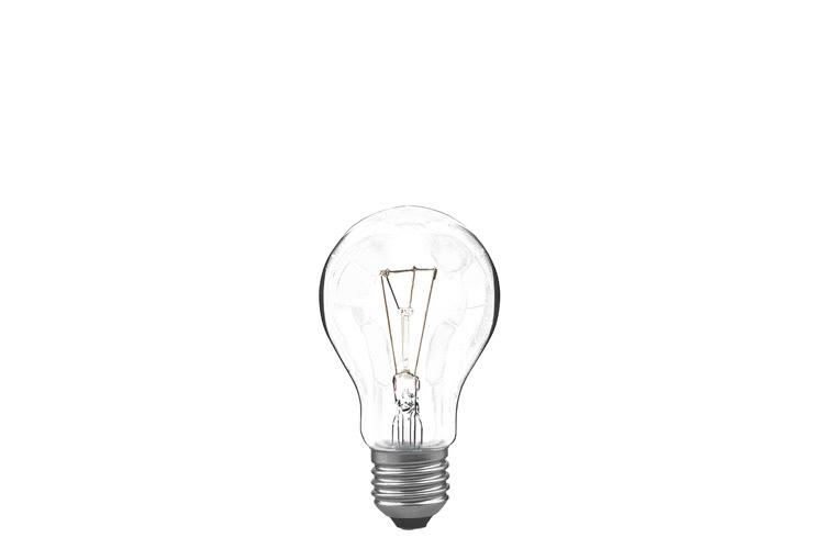 Paulmann. 41860 Лампа AGL, прозрачн., E27 60W