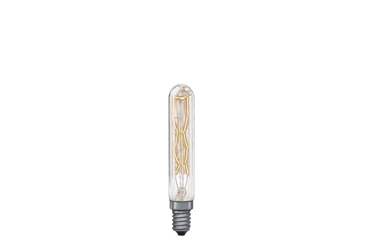 Paulmann. 54020 Лампа трубчатая размер 2 прозрачная, E14, 25W