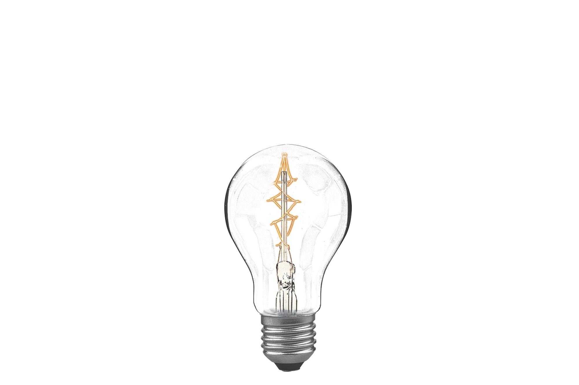 Paulmann. 54840 Лампа Рустика люкс AGL, прозрачн., E27, 60мм 40W
