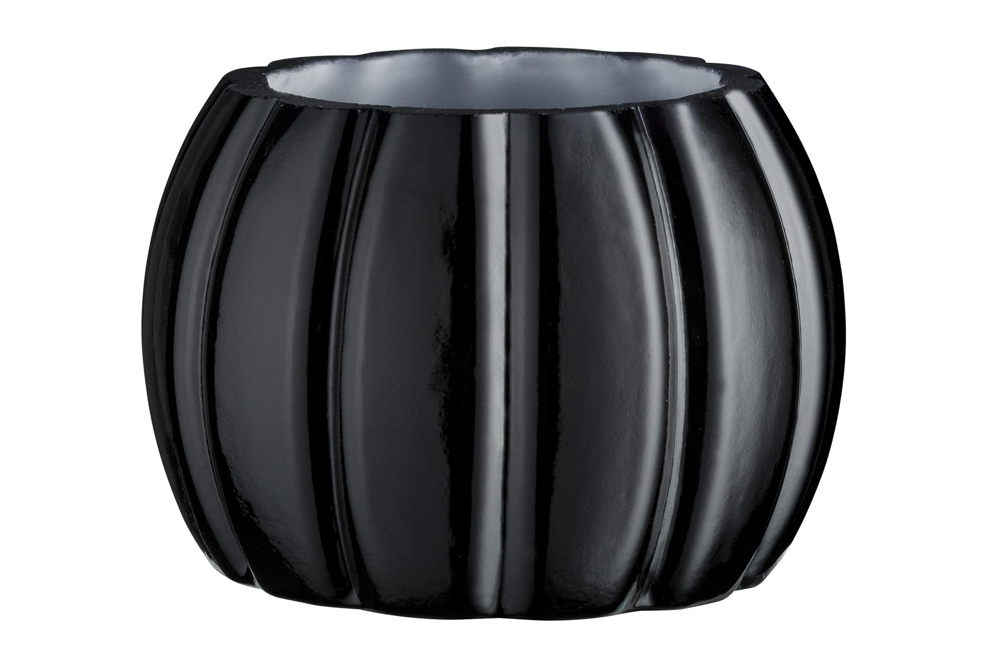 Paulmann. 60106 Плафон для Living 2Easy MyLED Glas Cara, черный