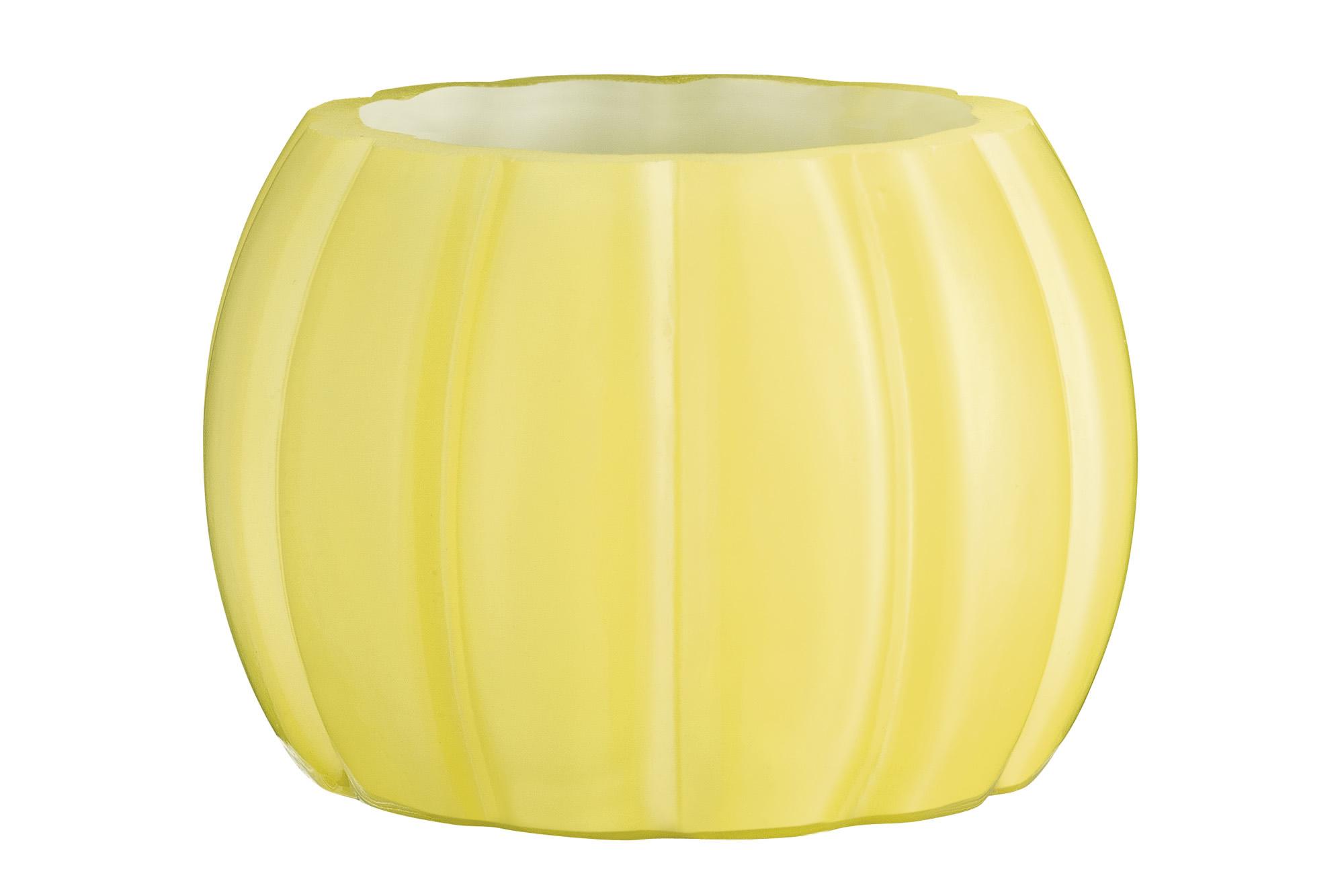 Paulmann. 60107 Плафон для Living 2Easy MyLED Glas Cara, желтый