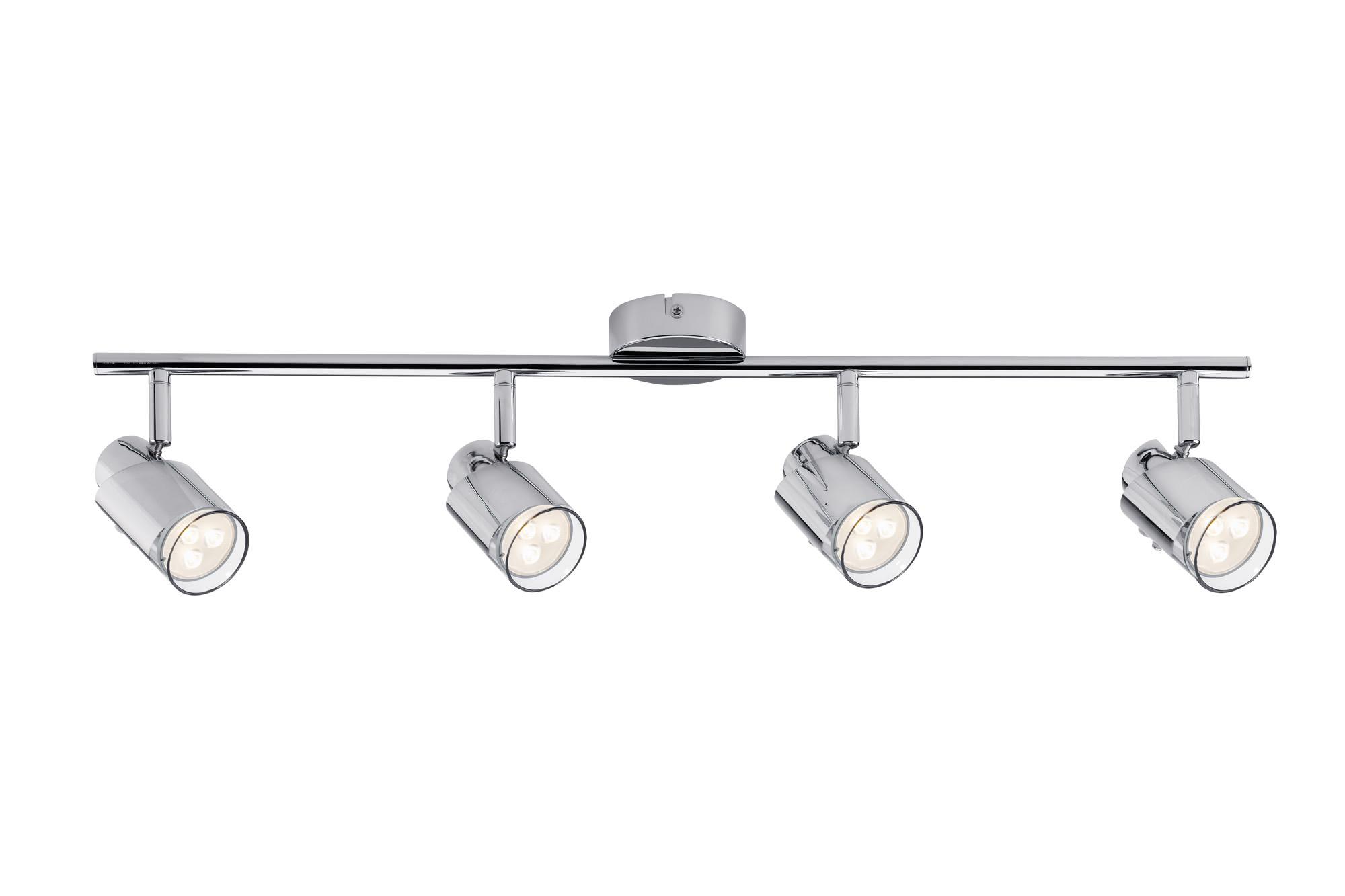 Paulmann. 60181 Светильник SL Futura LED Stange 4x3,5W GU10 Chr