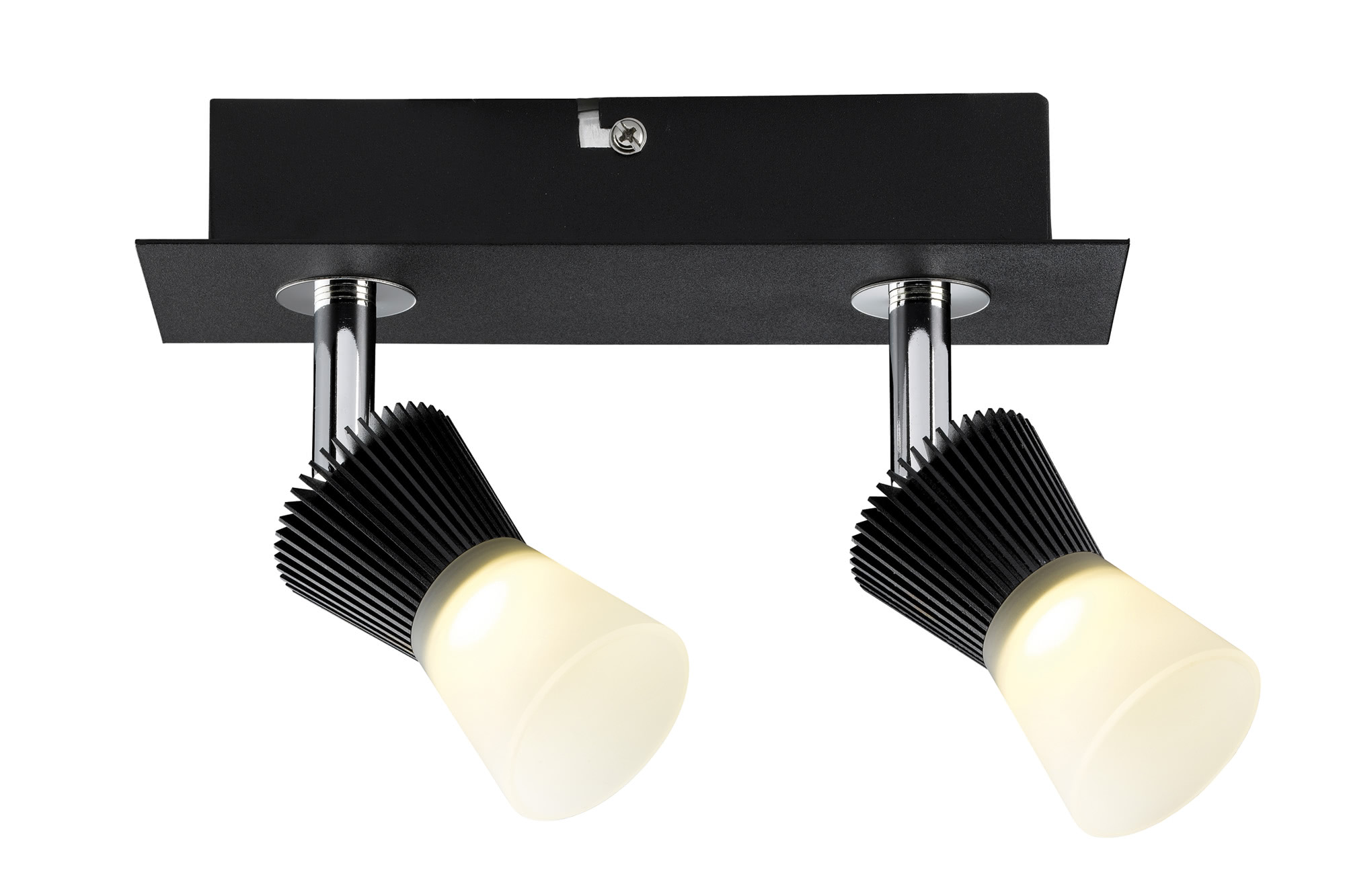 Paulmann. 60202 Светильник Konos LED,2x 3 W, 230/12 V,3000 K/2x 200 lm, черный