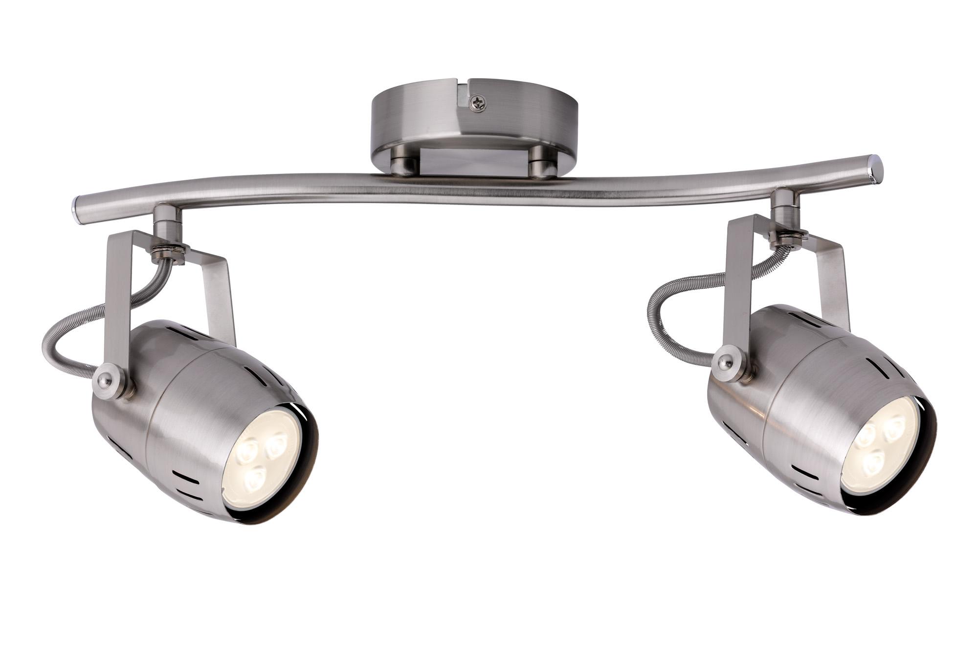 Paulmann. 60286 SL Gamma LED 2x3,5W GU10 Nickel