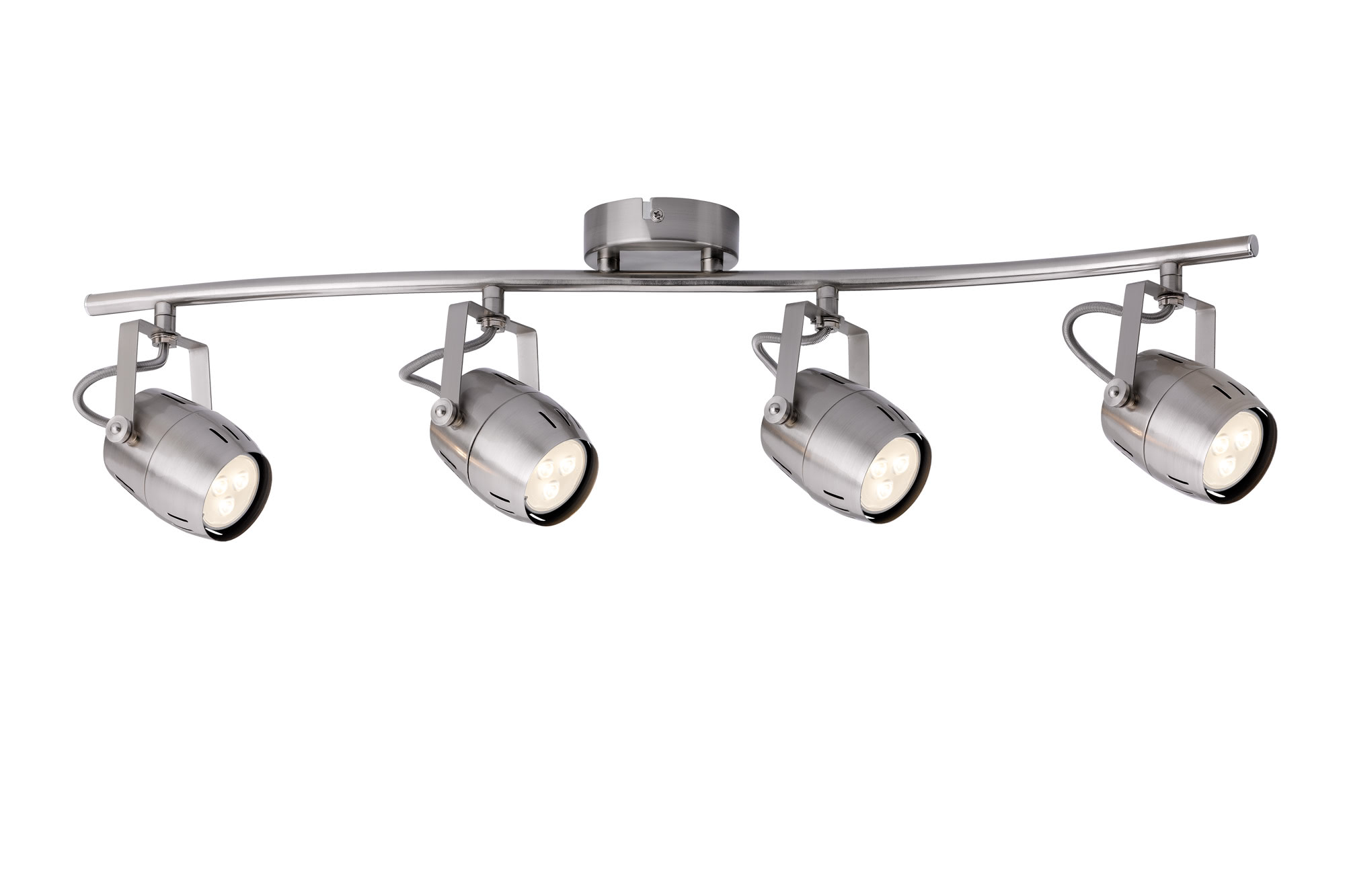 Paulmann. 60288 SL Gamma LED 4x3,5W GU10 Ni-g