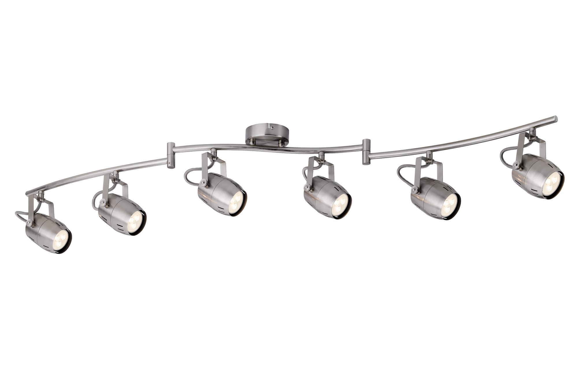 Paulmann. 60289 SL Gamma LED 6x3,5W GU10 Ni-g
