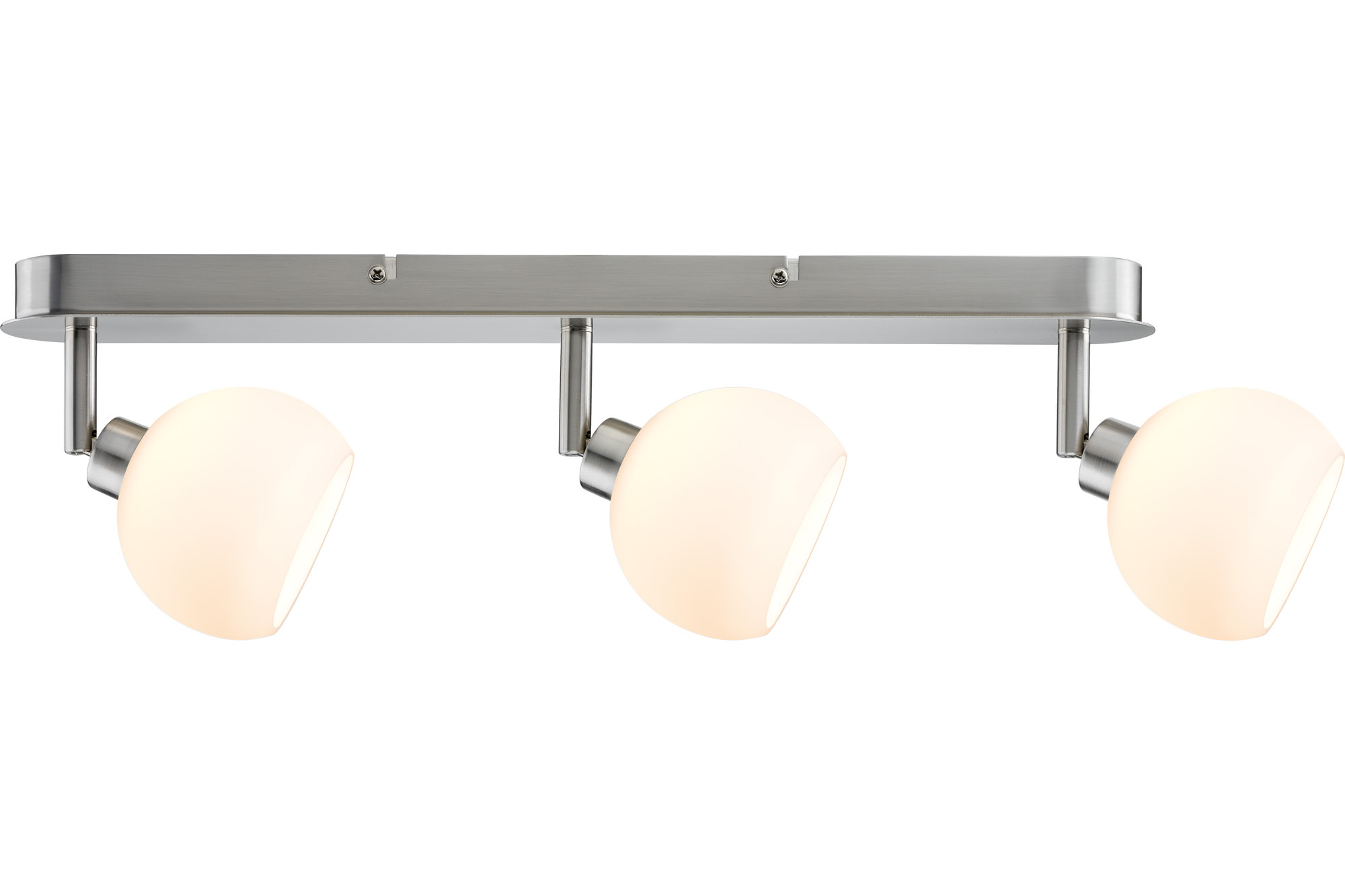 Paulmann. 60296 Светильник Wolbi LED Balken 3x3W GZ10 Eis-g/Ws