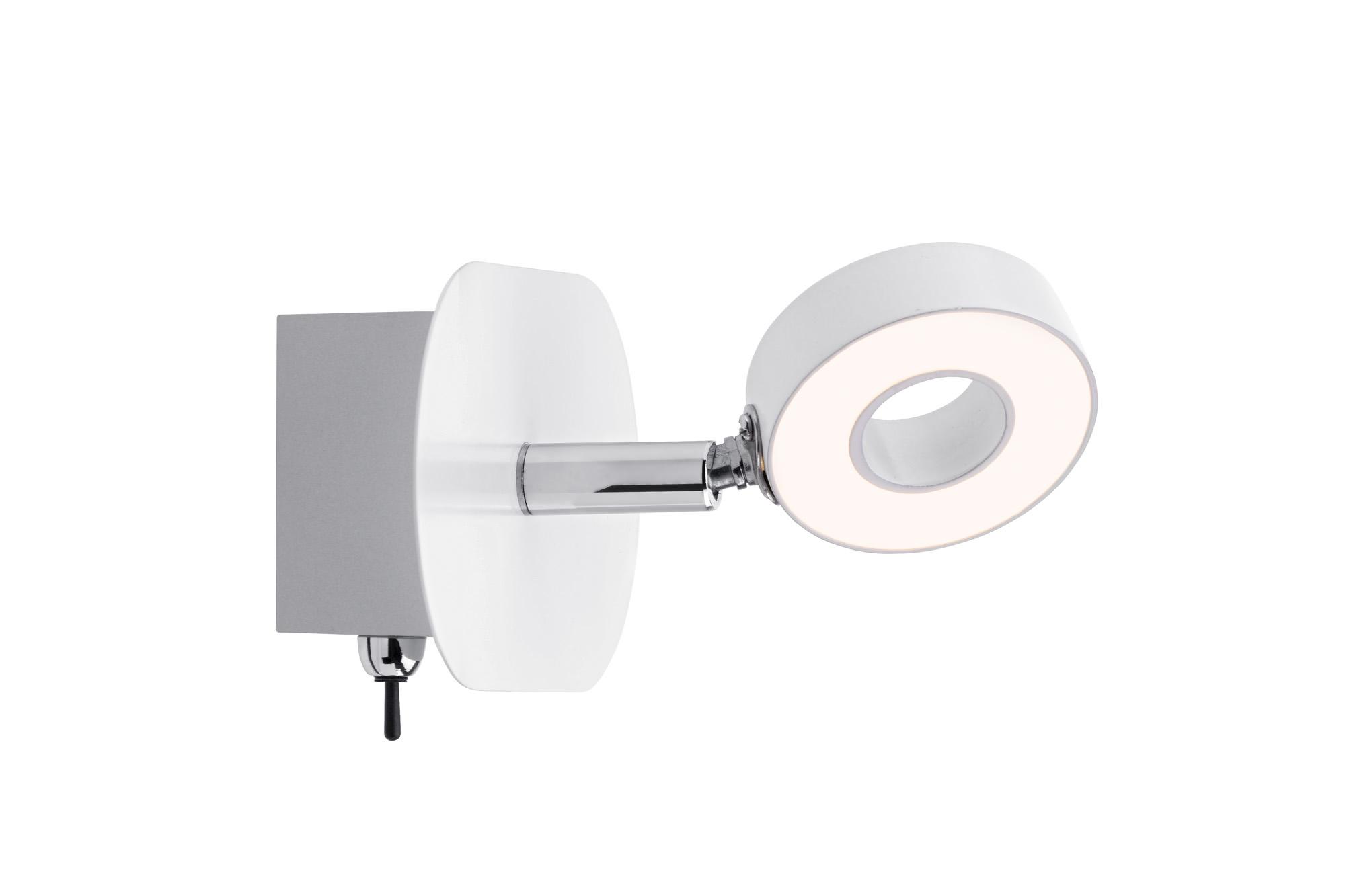 Paulmann. 60369 SL Donut LED 1x5W Chr