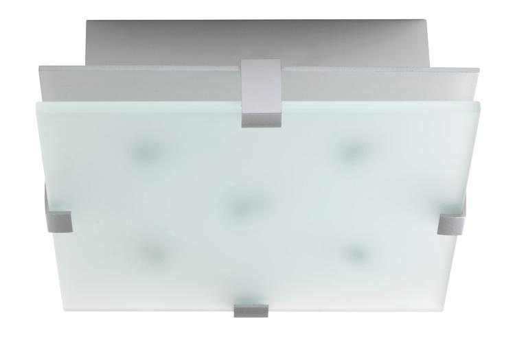 Paulmann. 70128 W-D Xeta 14W LED 200x200mm Chr-m