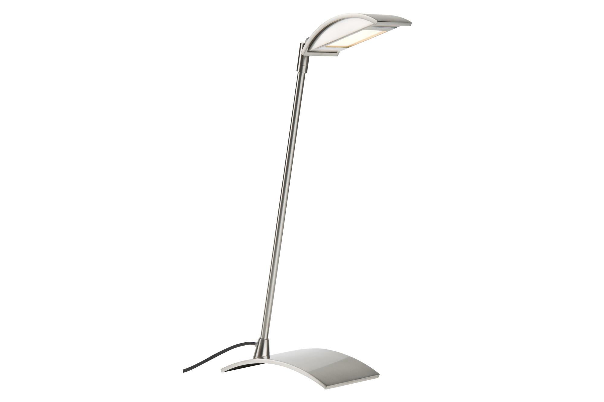 Paulmann. 70243 Настольная лампа Bay LED, 5,5W, 3000K