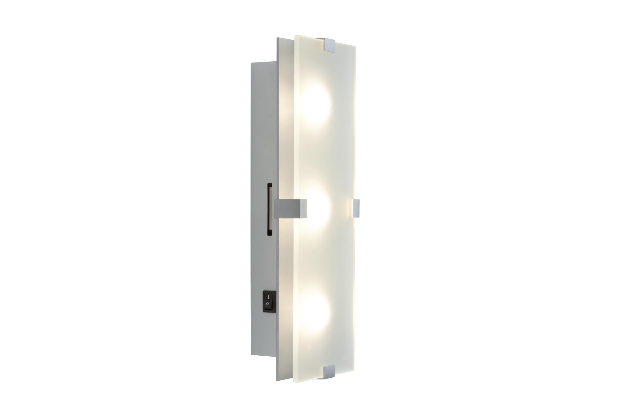 Paulmann. 70278 Светильник W-D Xeta WL LED 7,5W 320x100mm Chr-m