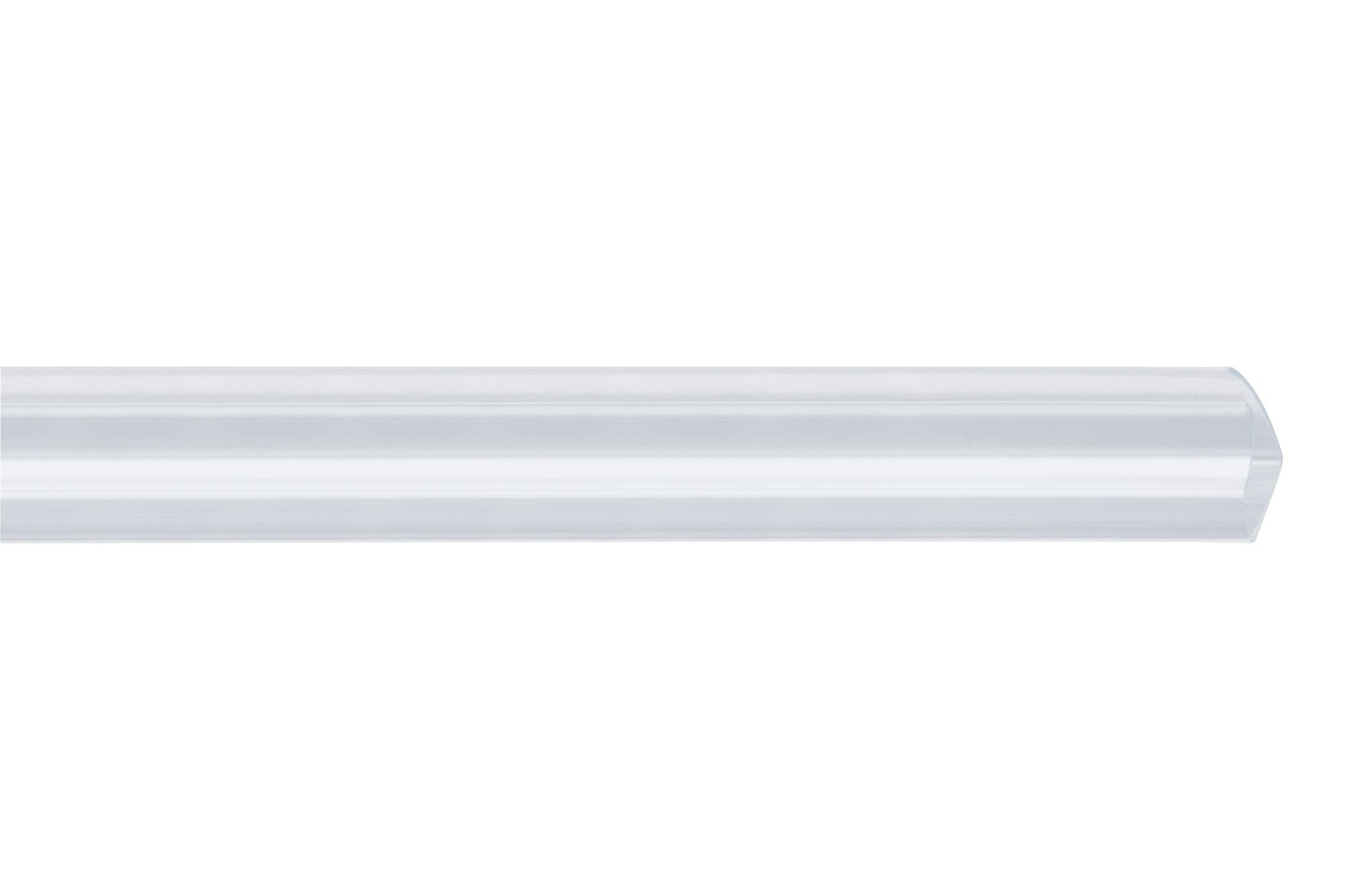 Paulmann. 70283 Пластиковый держатель FN BackLight Profil 100cm Transparent