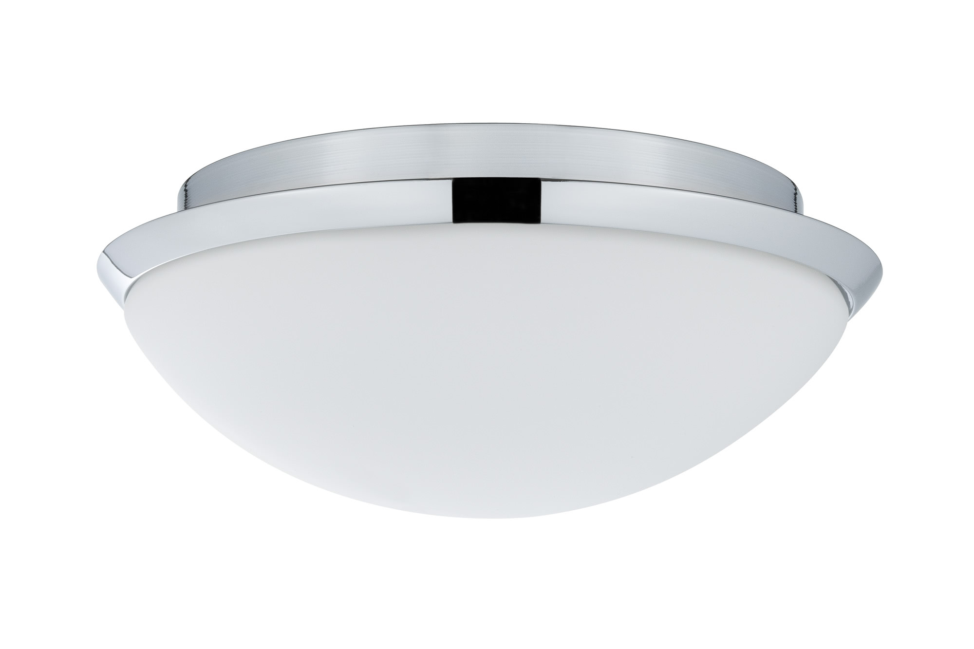 Paulmann. 70299 Светильник настенно-потолочный max.60W Biabo 230V E27 Хром/Опал