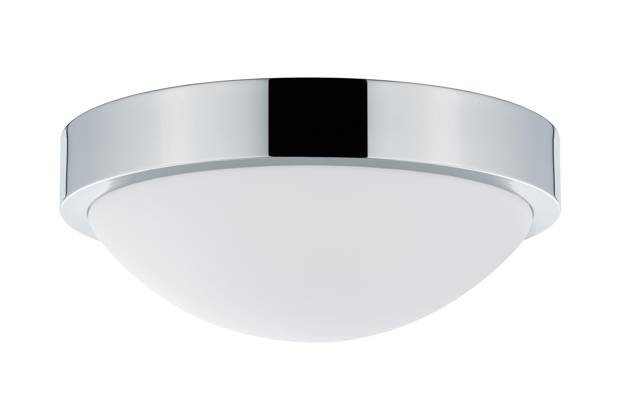 Paulmann. 70301 Светильник настенно-потолочный 1x60W W-D Falima 230V E27 Хром/Опал