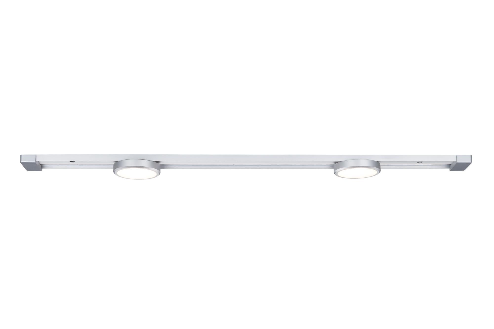 Paulmann. 70303 Светильник Track Basiss. 56,5cm 2x5W LED Alu