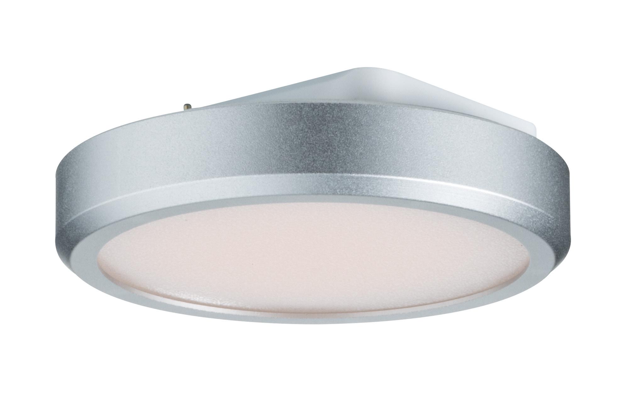Paulmann. 70304 Светильник FN Track Spot Coin 5W LED Alu