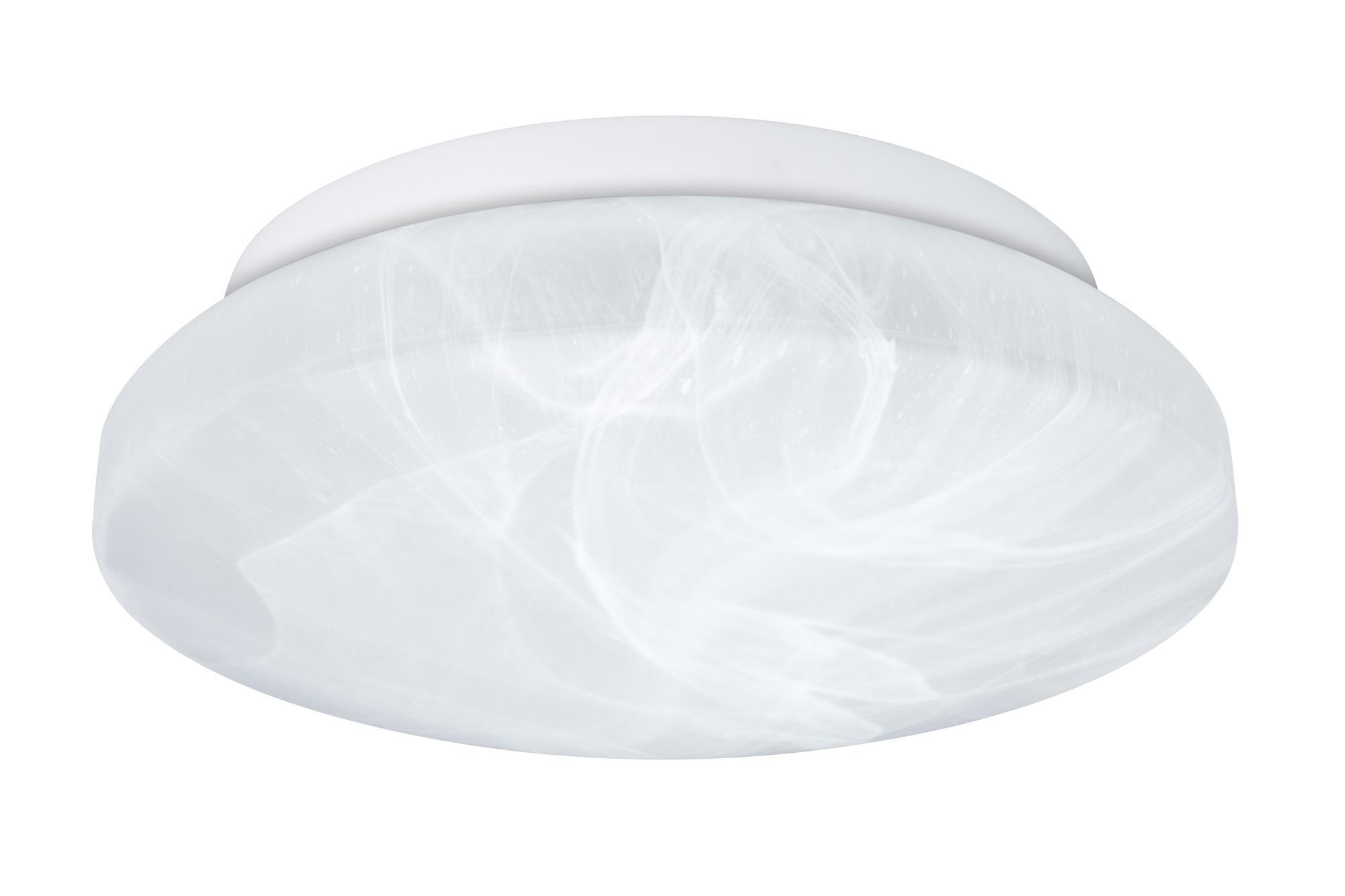 Paulmann. 70340 Светильник настенно-потолочный 1х60W Berengo 230V E27 Белый/Опал