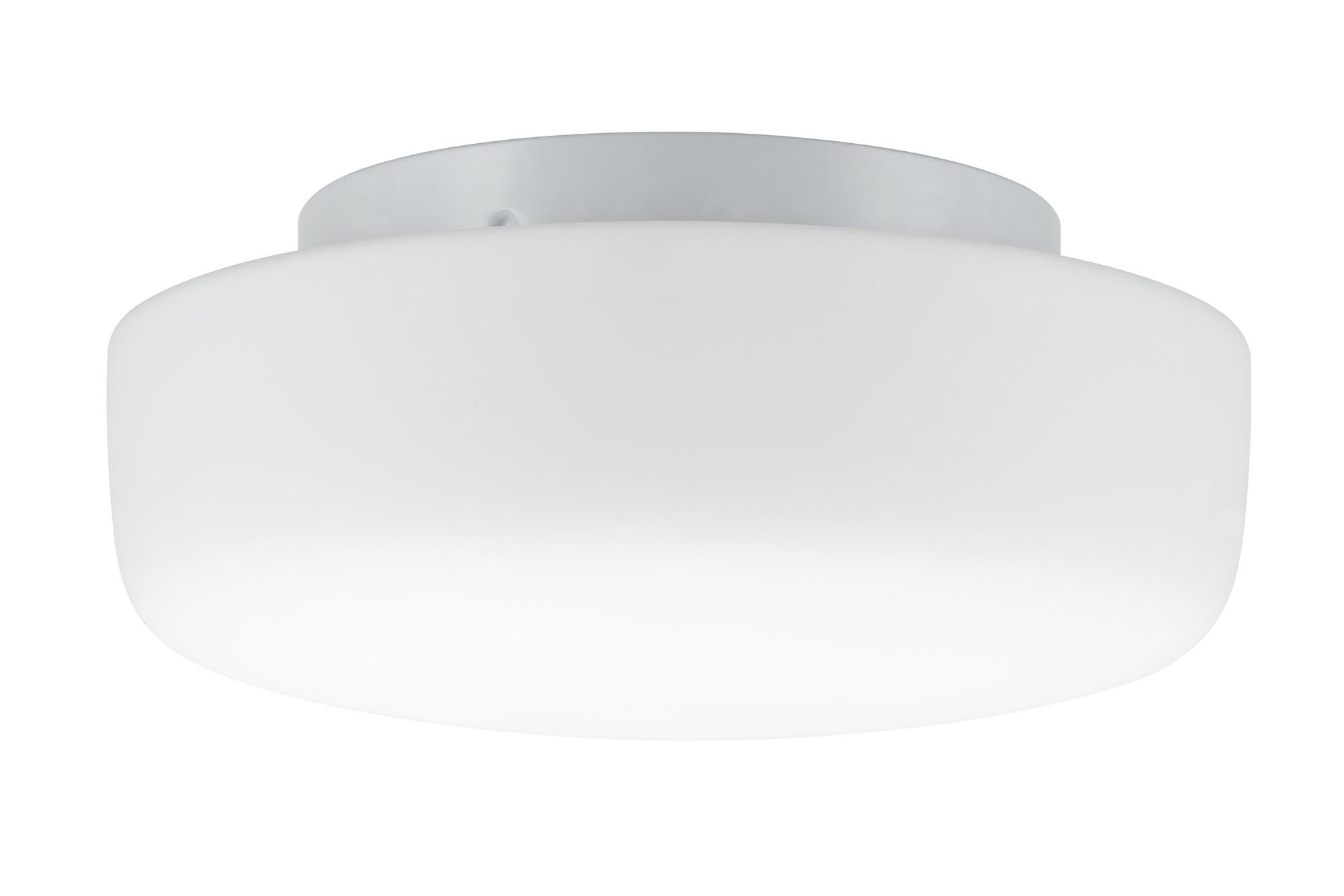 Paulmann. 70342 Светильник настенно-потолочный 2x40W W-D Deneb 230V E14 Белый /Опал