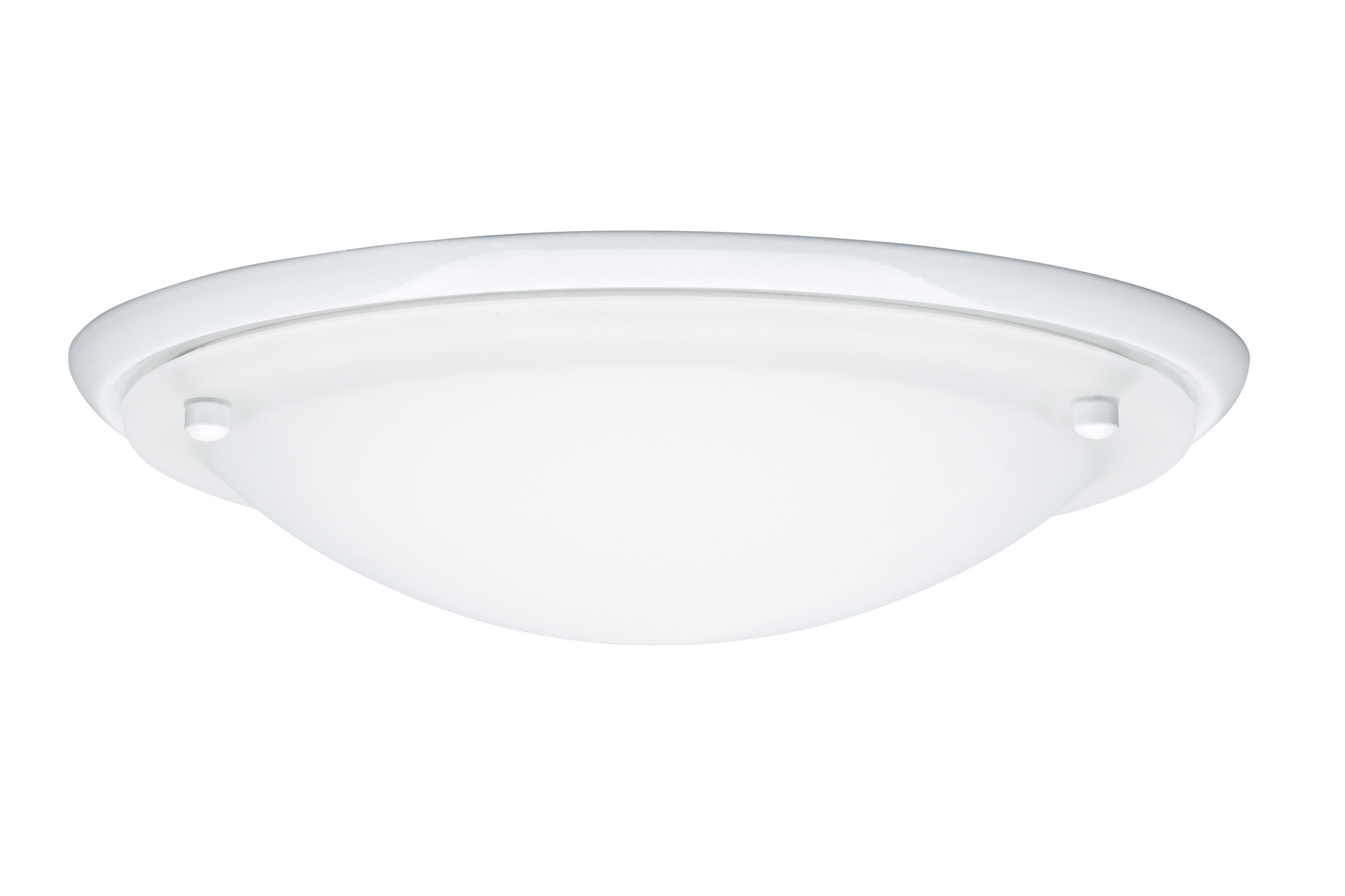 Paulmann. 70343 Светильник настенно-потолочный 1х60W W-D Arctus 230V E27 Белый