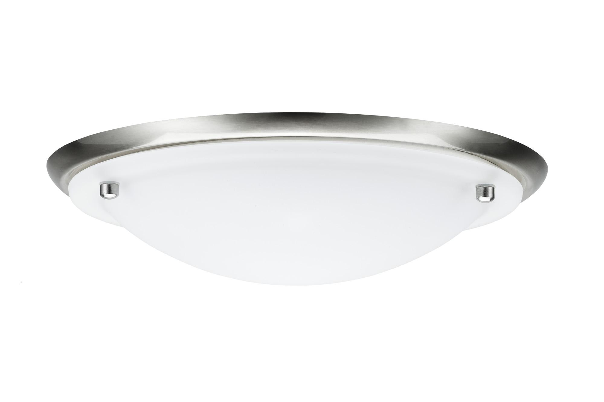 Paulmann. 70344 Светильник настенно-потолочный 1x60W Arctus 230V E27 Железо шероховатое