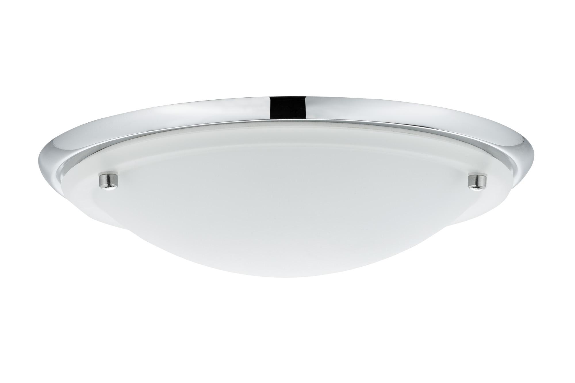 Paulmann. 70345 Светильник настенно-потолочный 1x60W Arctus 230V E27 Хром
