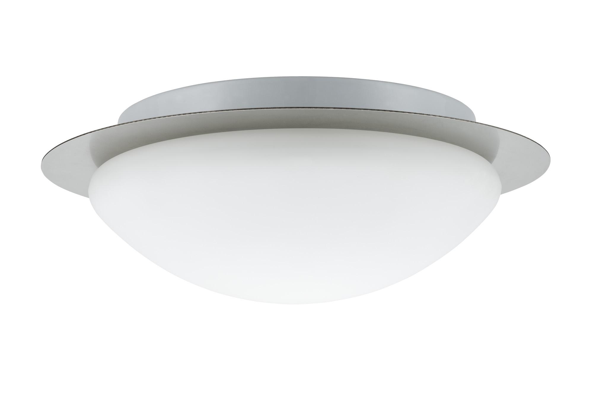 Paulmann. 70346 Светильник настенно-потолочный 1x60W W-D Vega 230V E27 Железо шероховатое