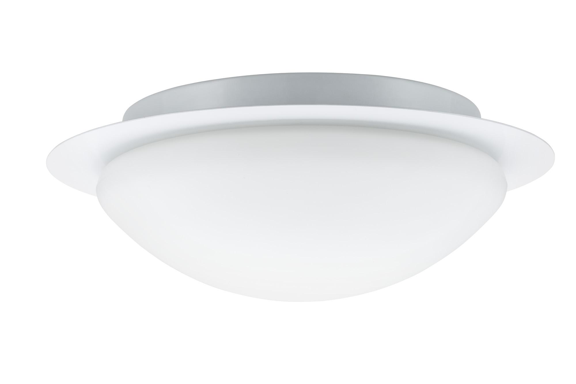 Paulmann. 70347 Светильник настенно-потолочный 1x60W W-D Vega 230V E27 Белый/Опал
