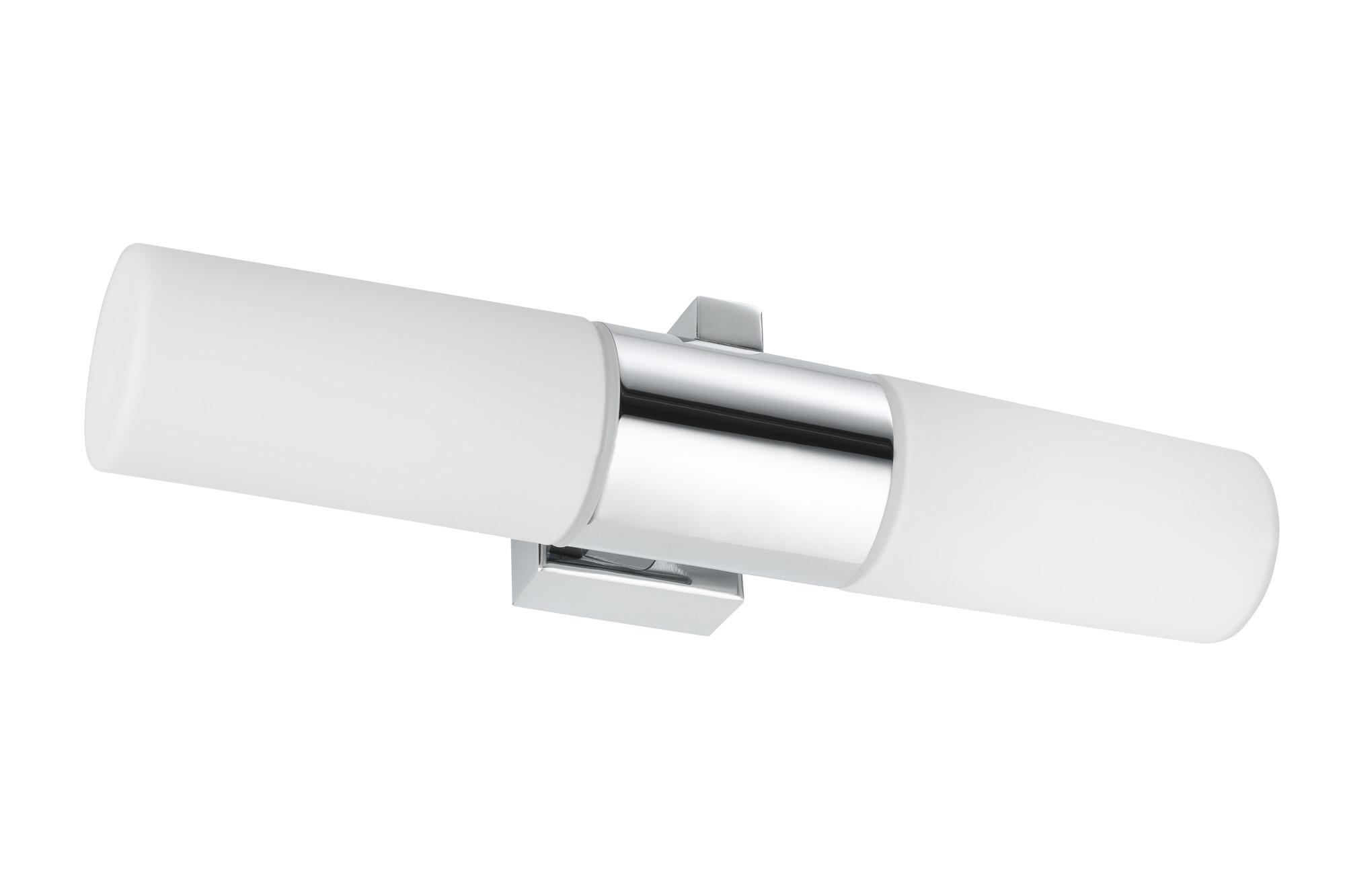 Paulmann. 70351 Светильник настенный 2x40W Gemini 230V E14 Хром/Сатин