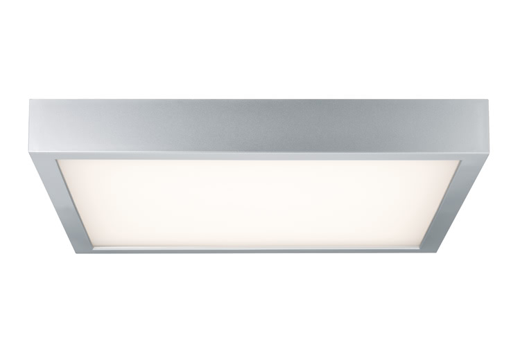 Paulmann. 70385/1856 Светильник ЛОГОТИП 18,5W LED-Panel 360x360mm