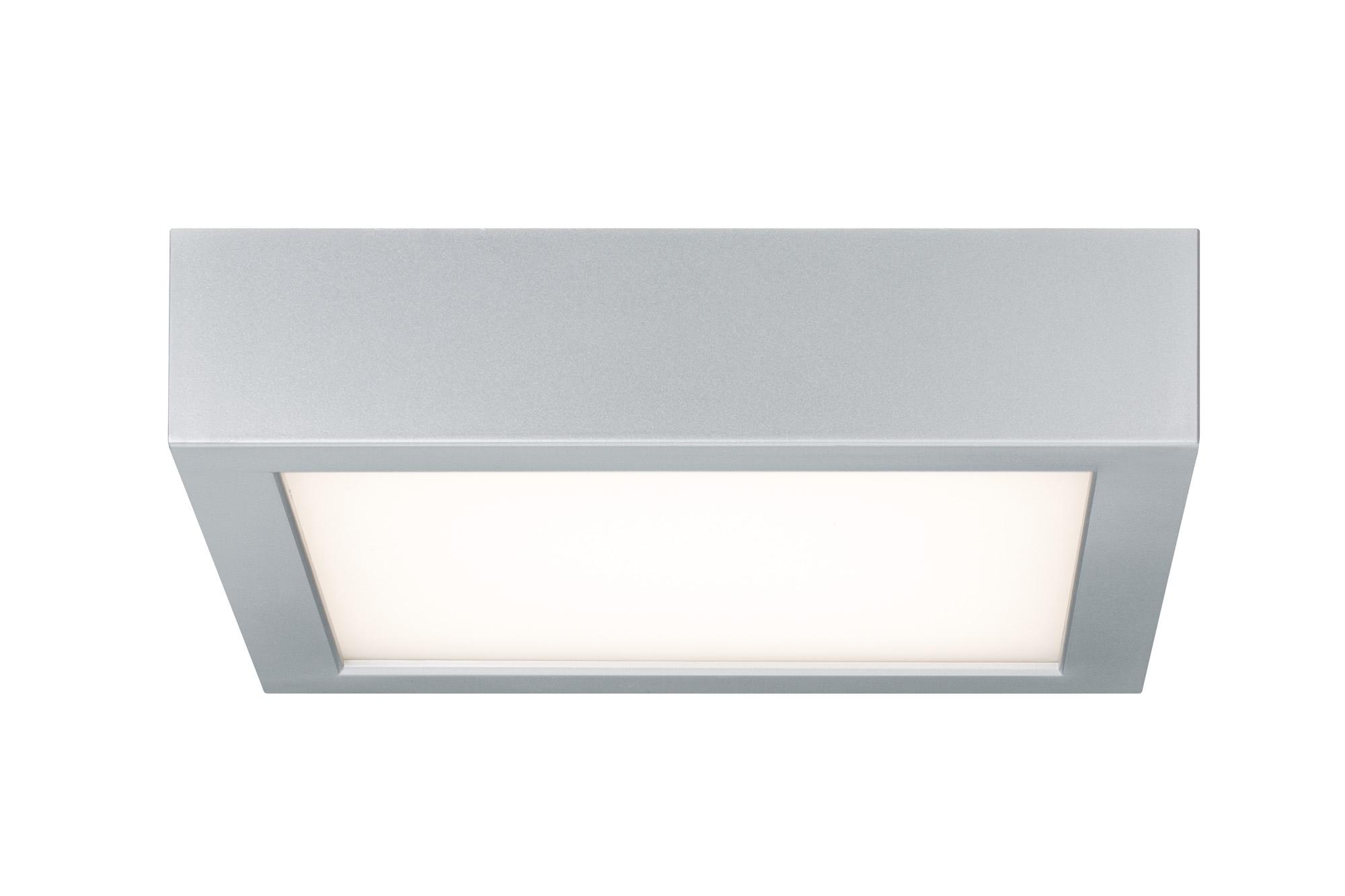 Paulmann. 70387 Светильник WD Space 11W LED-Panel 200x200mm Chr-m