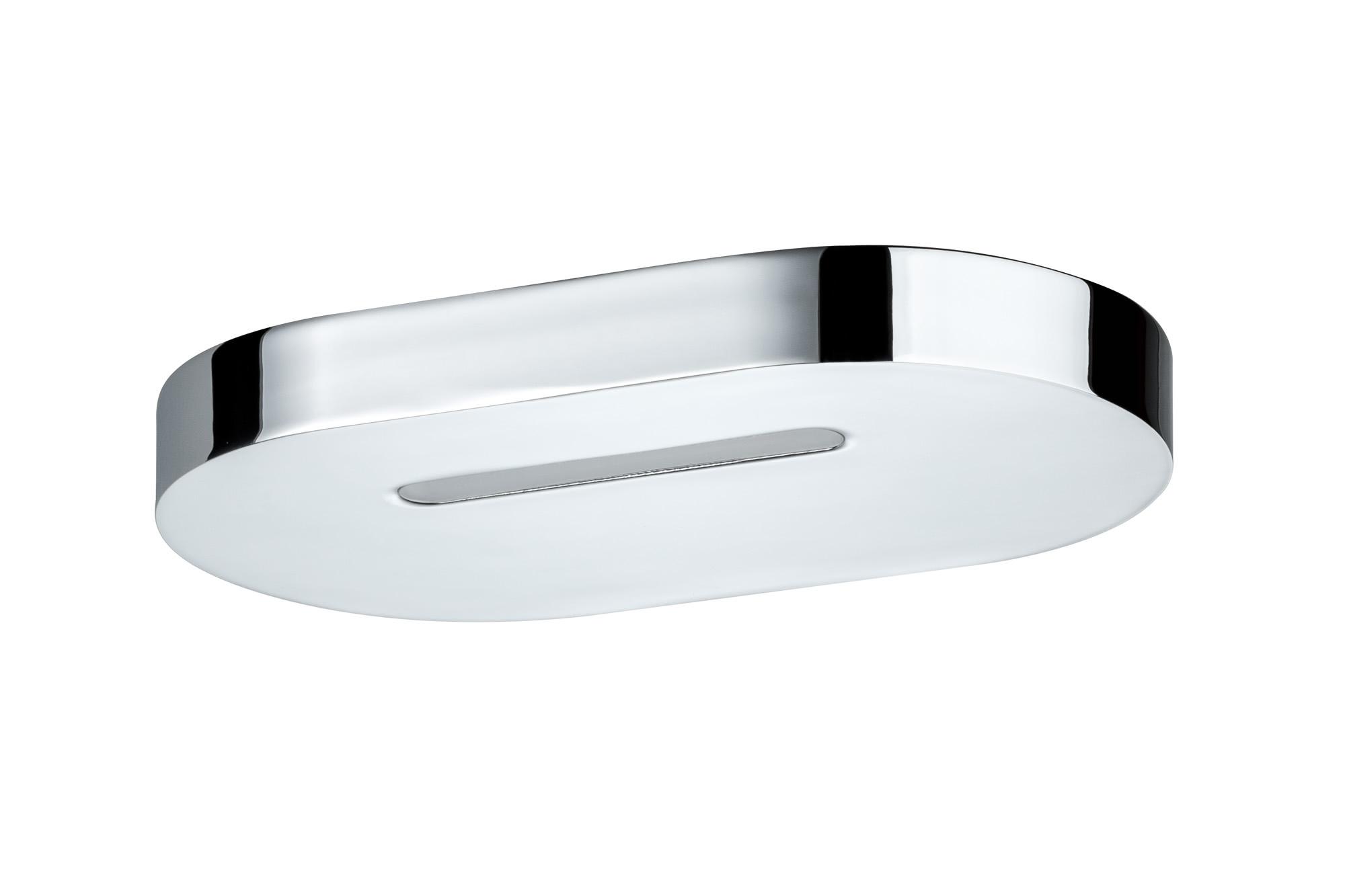 Paulmann. 70395 Светильник настенный Belona IP44 10W LED 120x200mm, хром