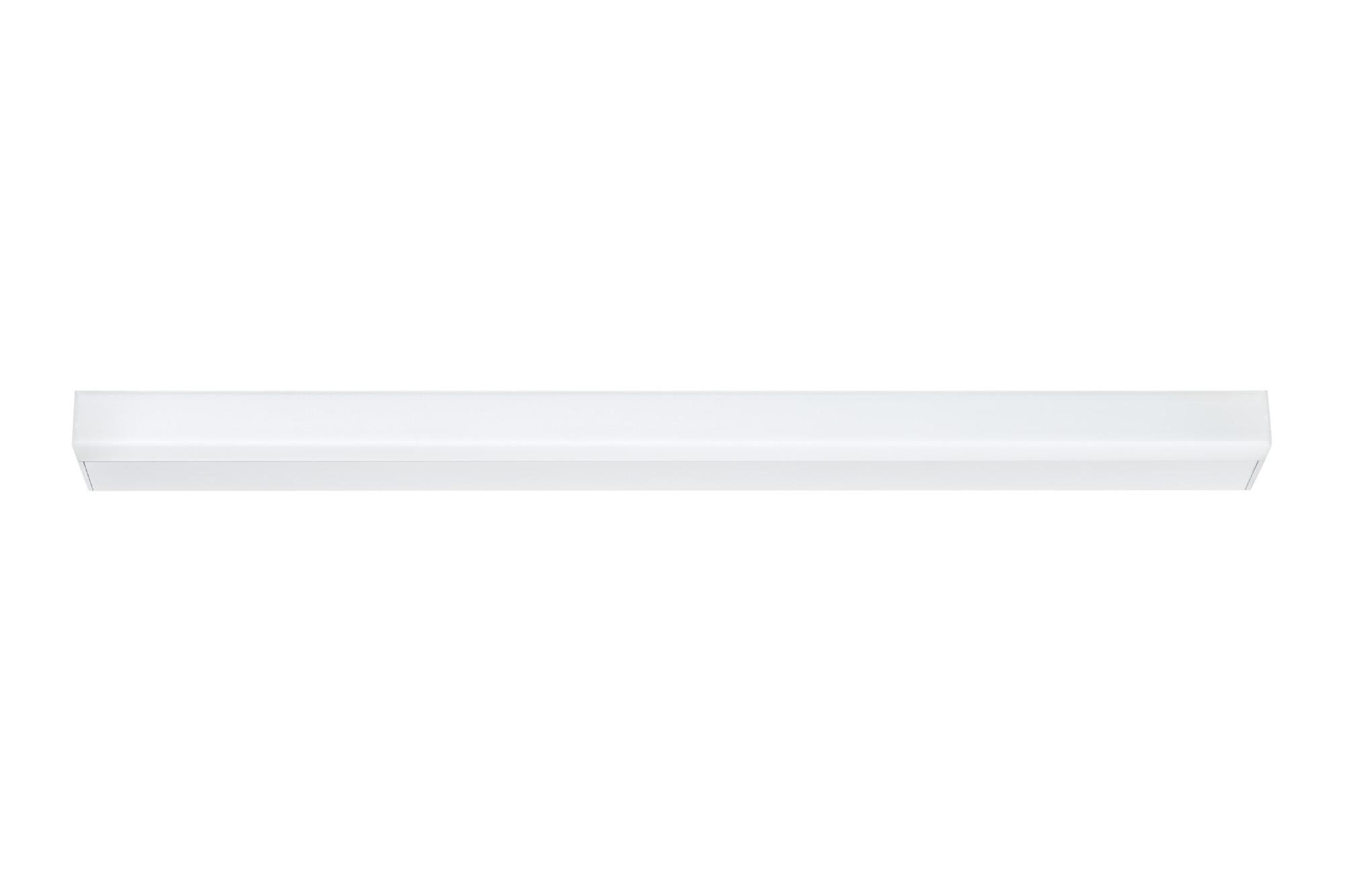Paulmann. 70423 Светильник настенно-потолочный Linea 60 IP44 11W LED, белый