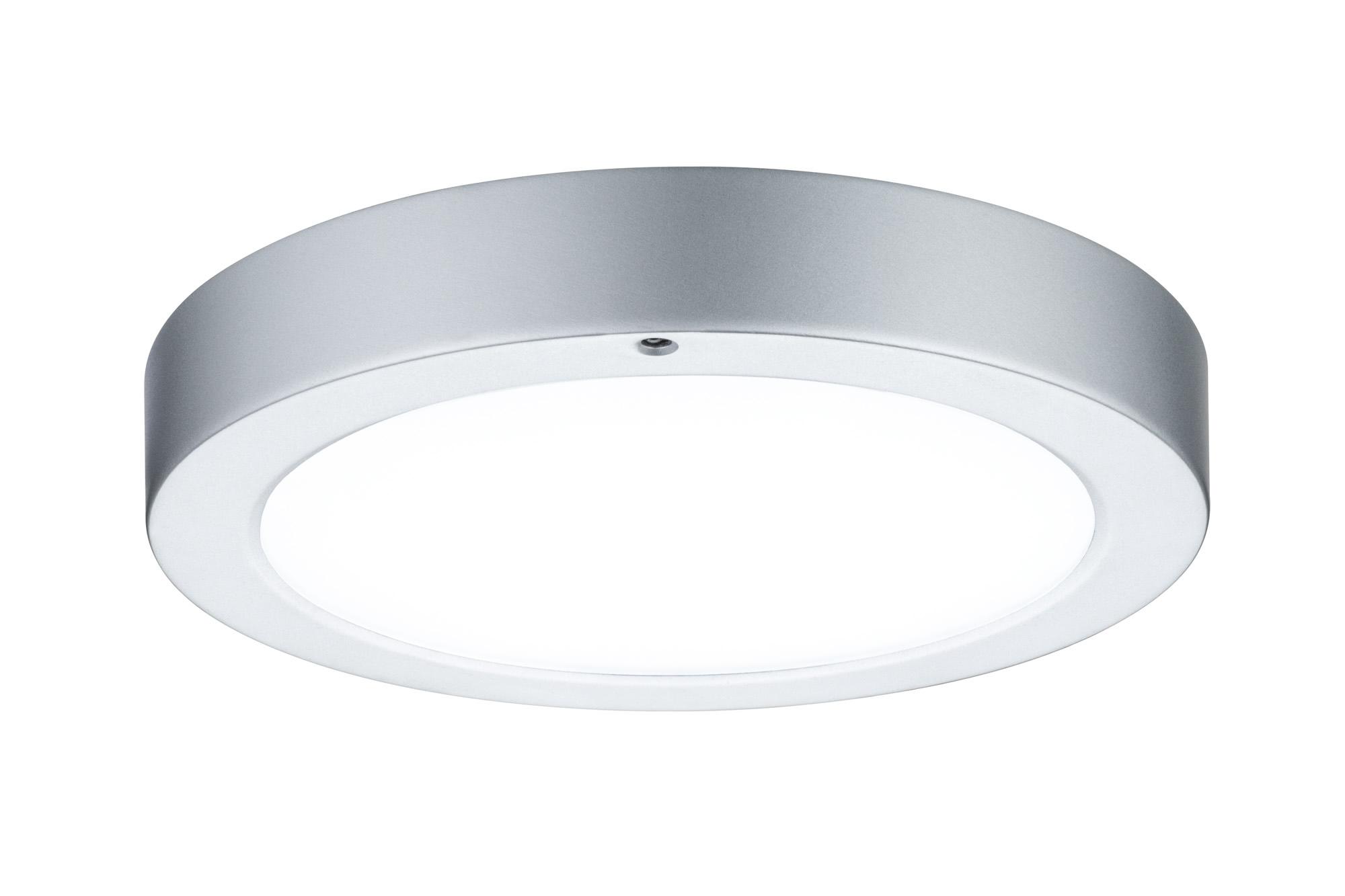 Paulmann. 70432 Светильник потолочный Smooth LED 1x7.5W, хром матовый