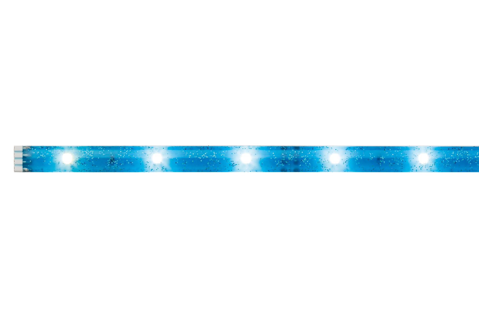 Paulmann. 70482 FN YourLED DECO Stripe Glitter Blue