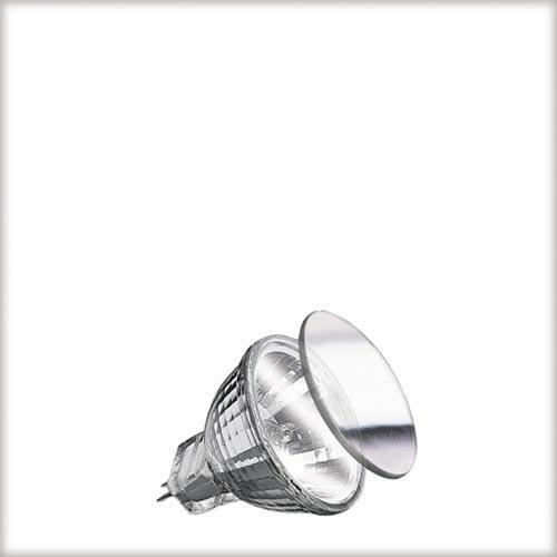 Paulmann. 83219 Гал. рефлекторная лампа, GU4 35W Серебро