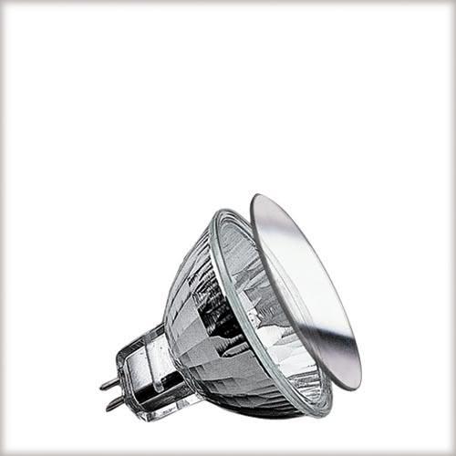Paulmann. 83306 Гал.зерк.лампа хол.света c защ.стеклом серебр.-матовая 35W GU5,3 12V 51mm Matt
