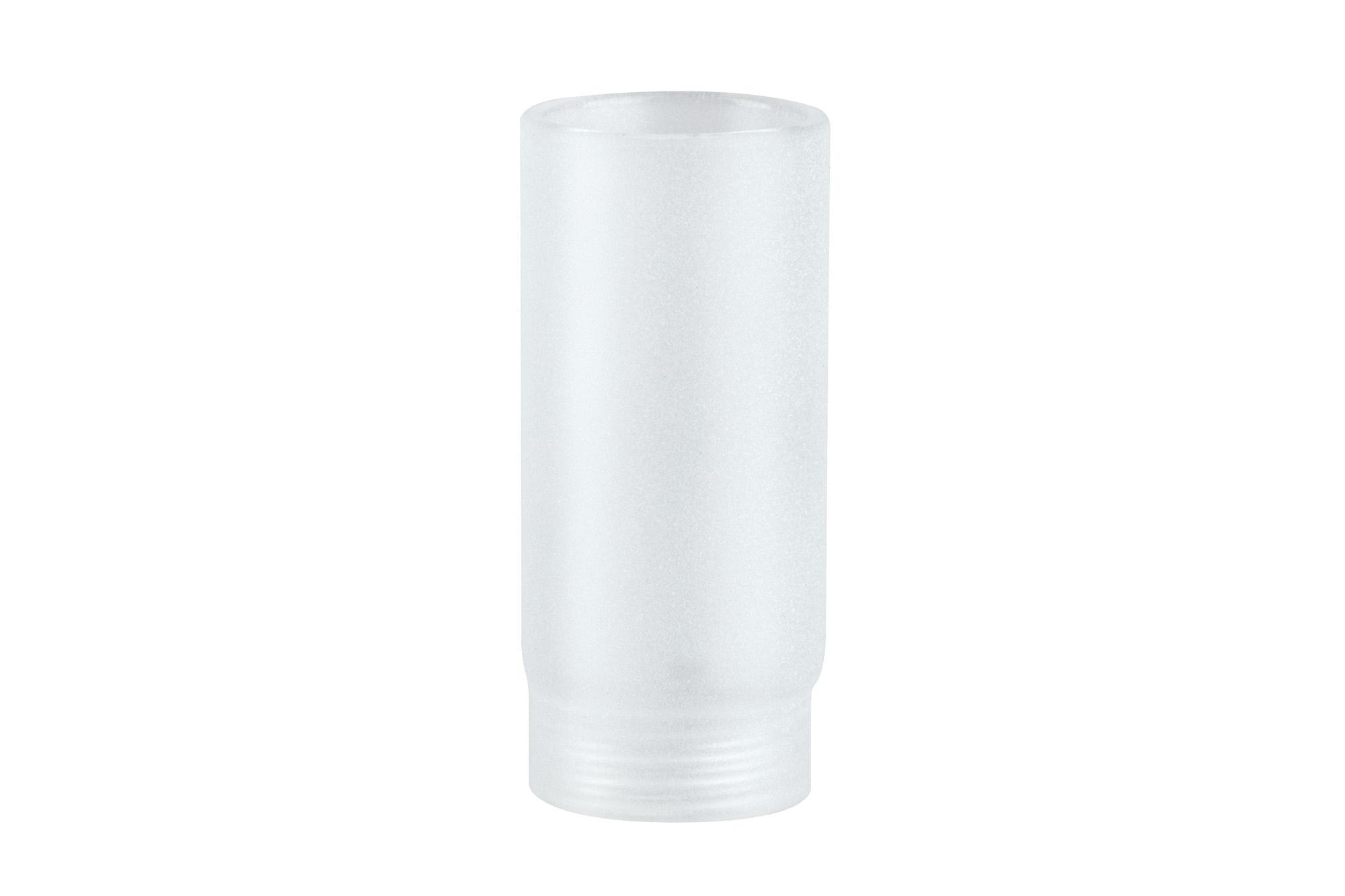 Paulmann. 87549 Glas Decopipe Minihalogen 60mm Satin