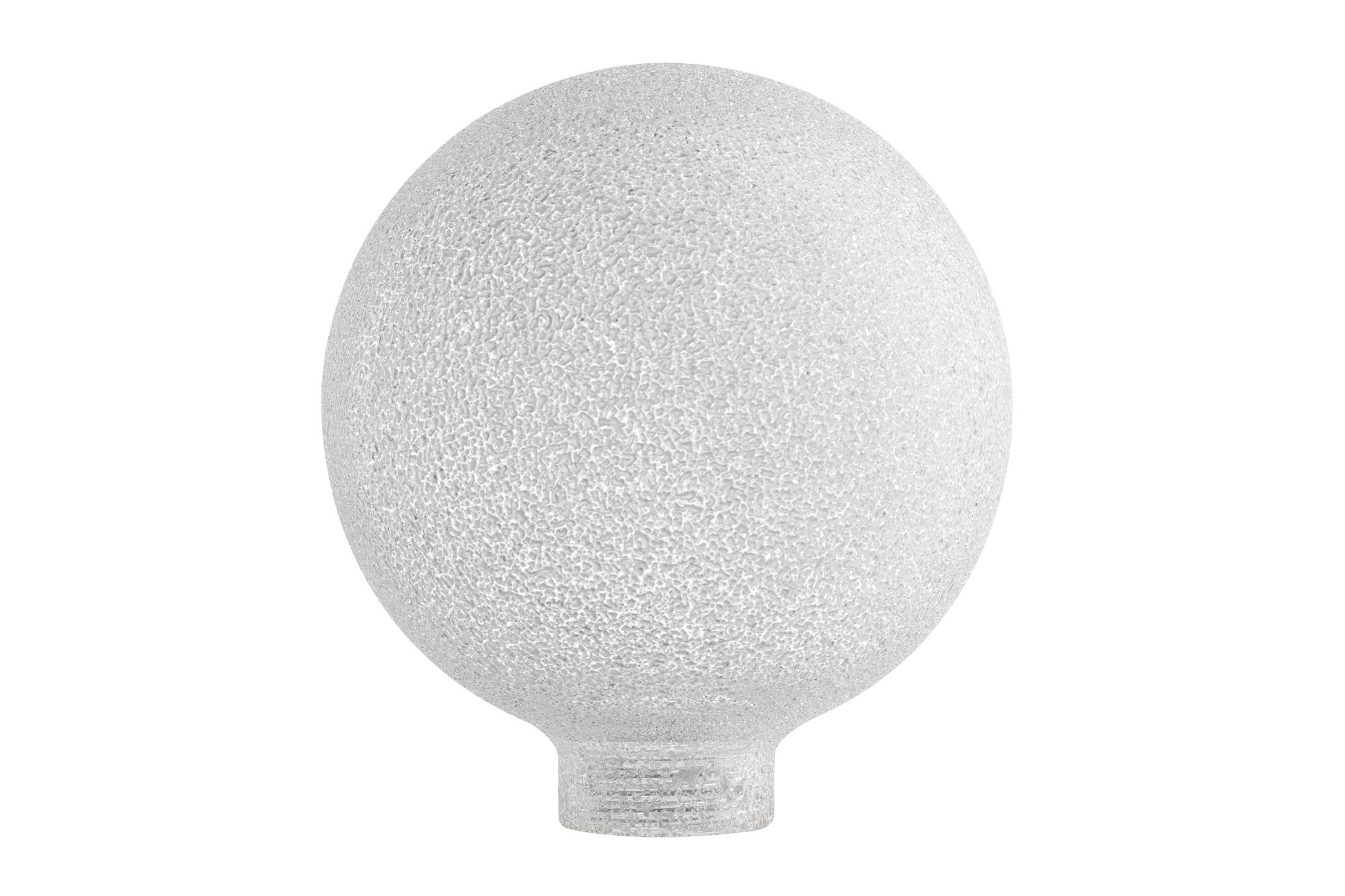 Paulmann. 87586 Плафон Globe 80 Minihalogen Eiskristall kl