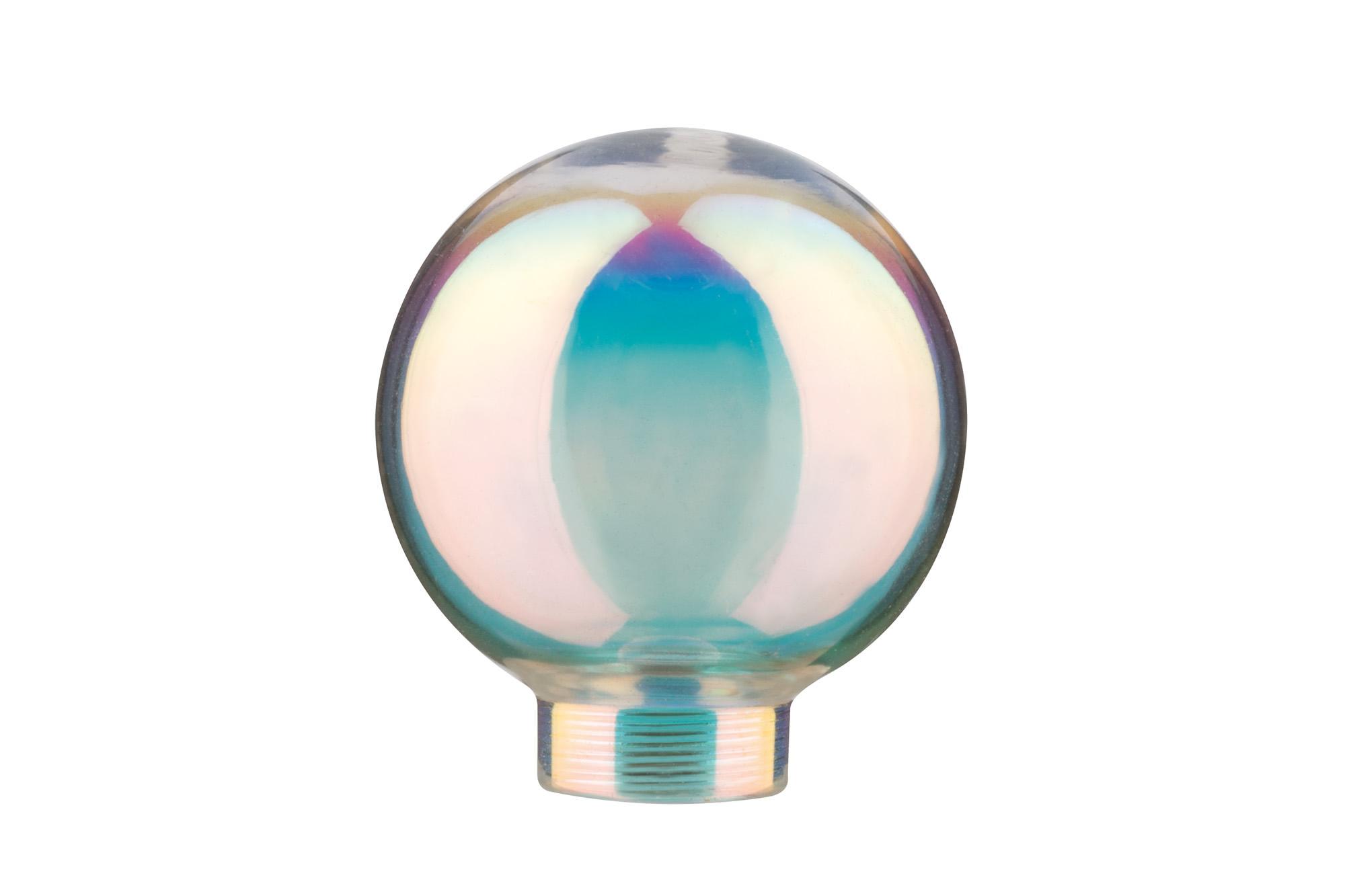 Paulmann. 87598 Glas Globe 60 Minihalogen Dichroic