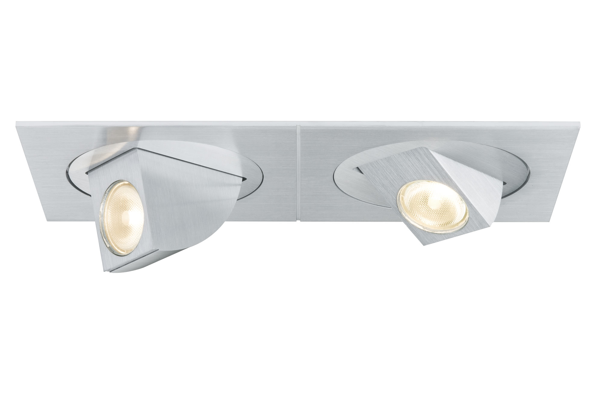 Paulmann. 92546 Premium EBL Xara eckig kippb LED 1x(2x5W