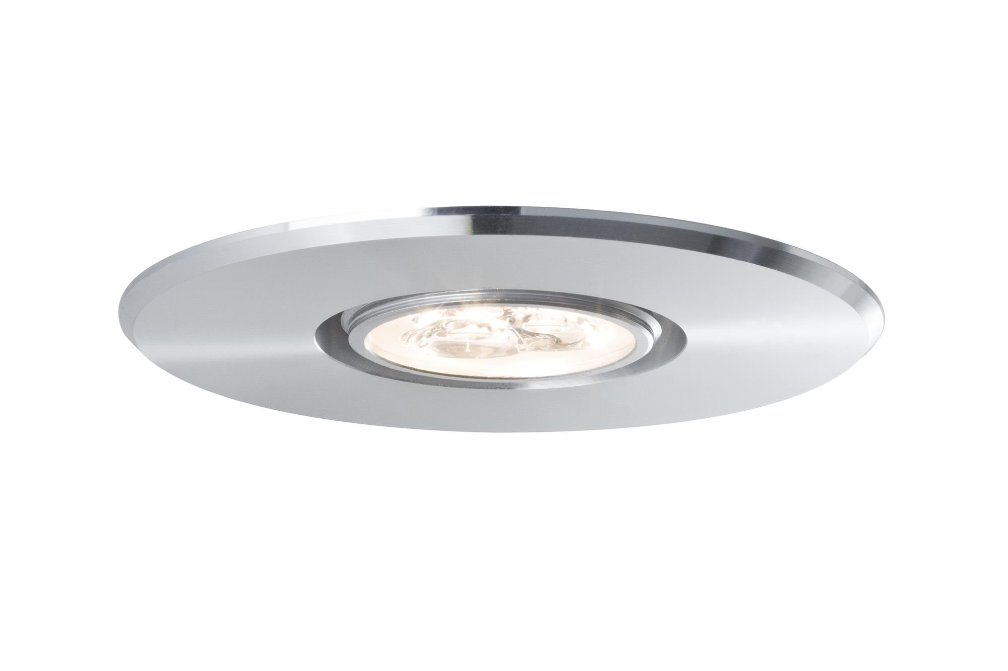 Paulmann. 92570 Светильник DecoSystems Basic LED,1x 3 W LED 350 mA, 230 V, алюминий