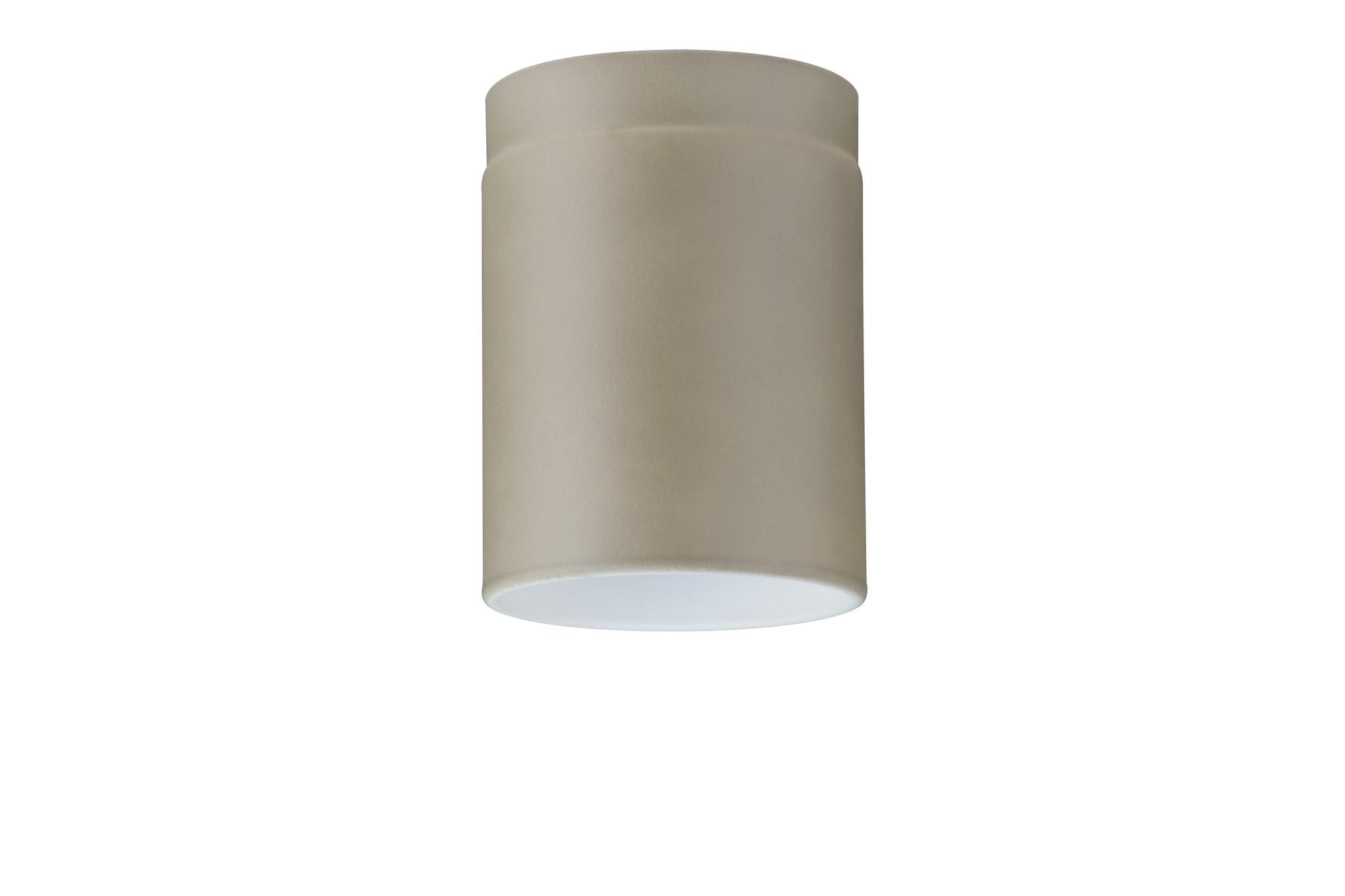 Paulmann. 92577 Плафон для DecoSystems Tube Mini, brown, стекло
